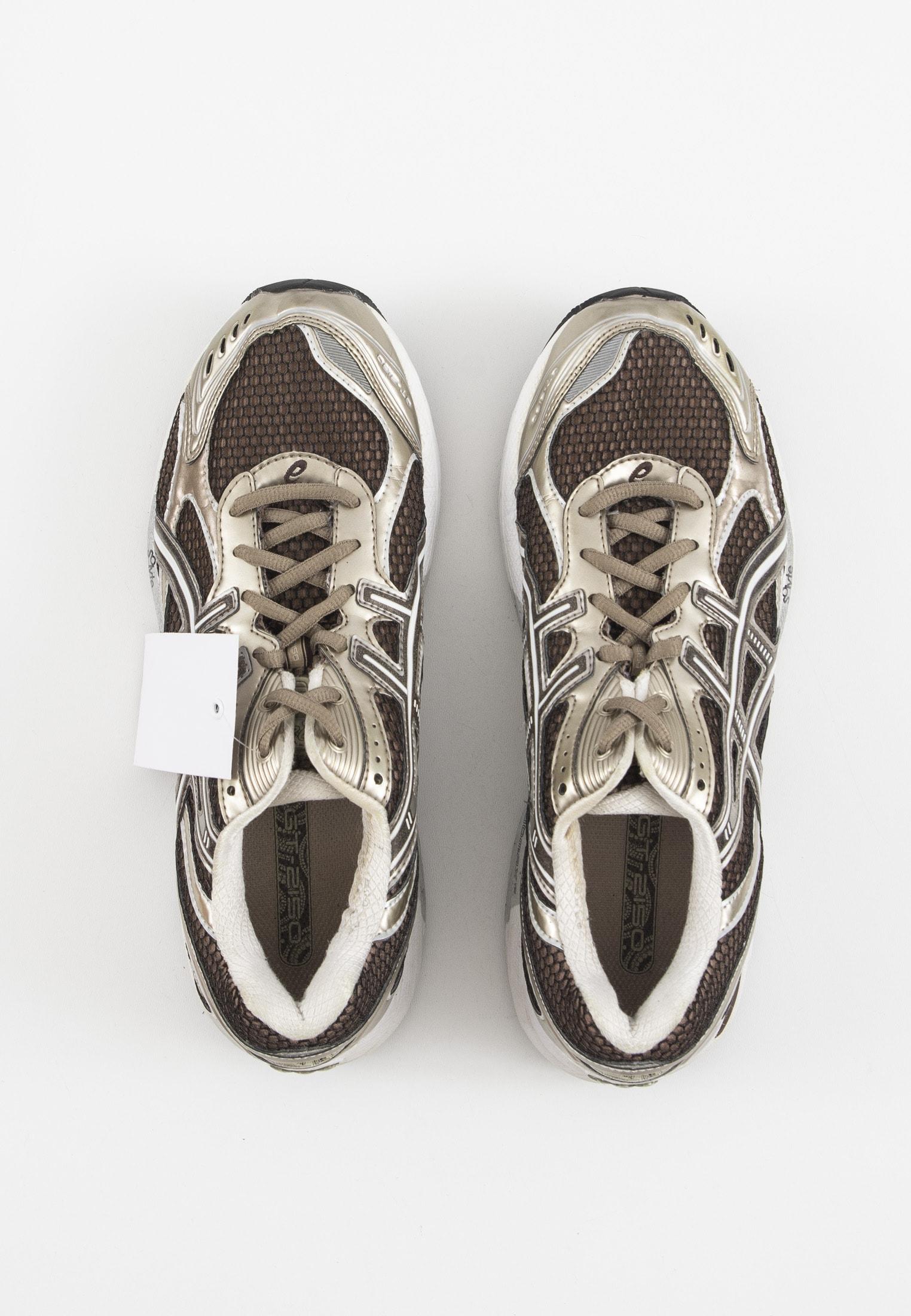 Asics Tiger Sneakers Braun Gr.42
