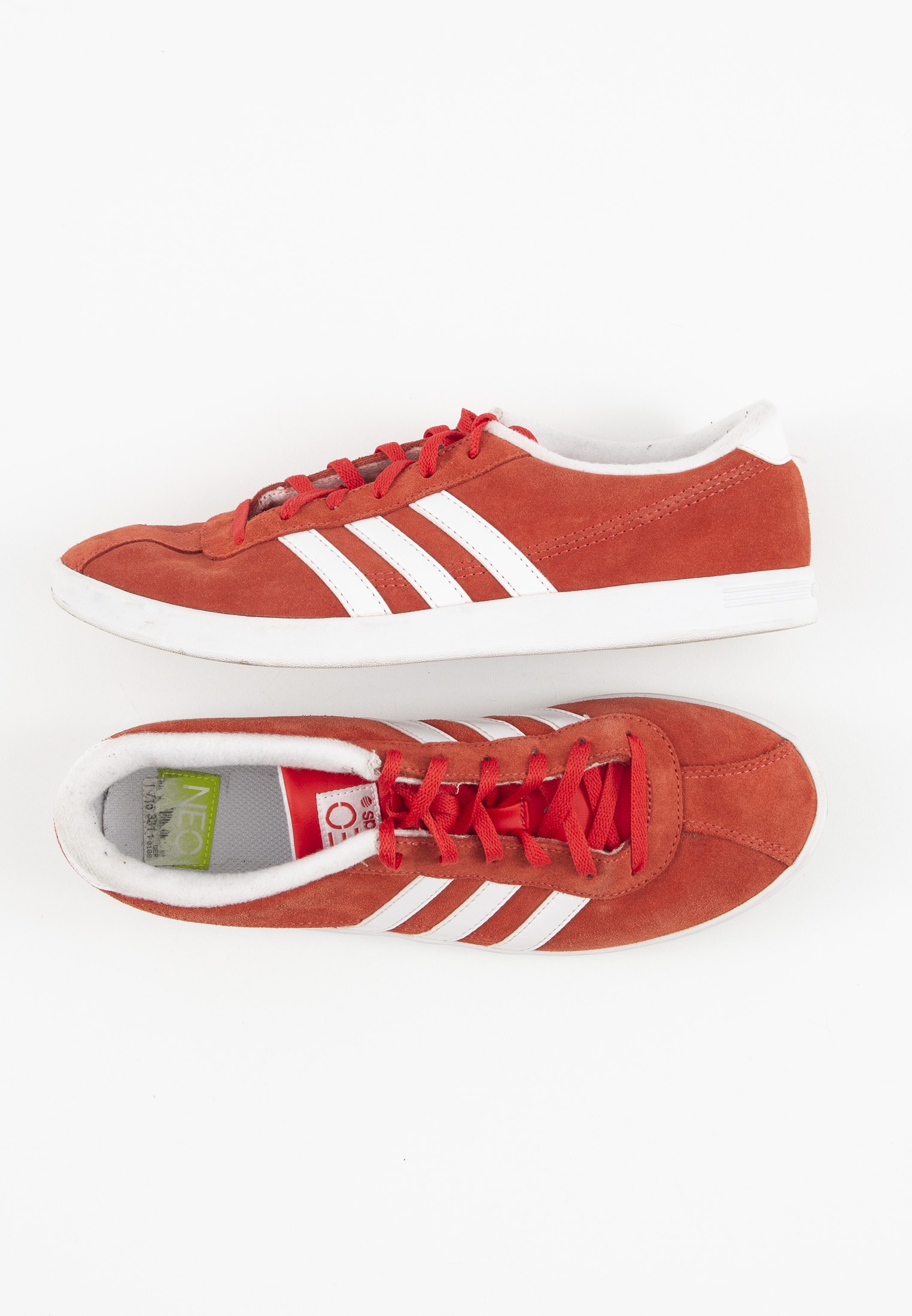 adidas Originals Sneakers Rot Gr.40
