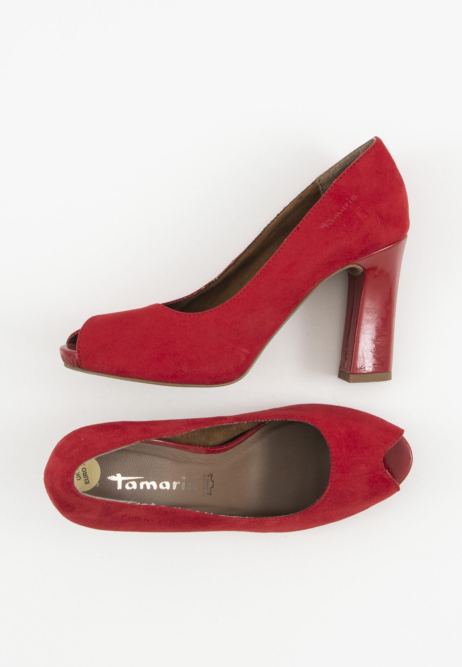 Tamaris Pumps Rot Gr.38