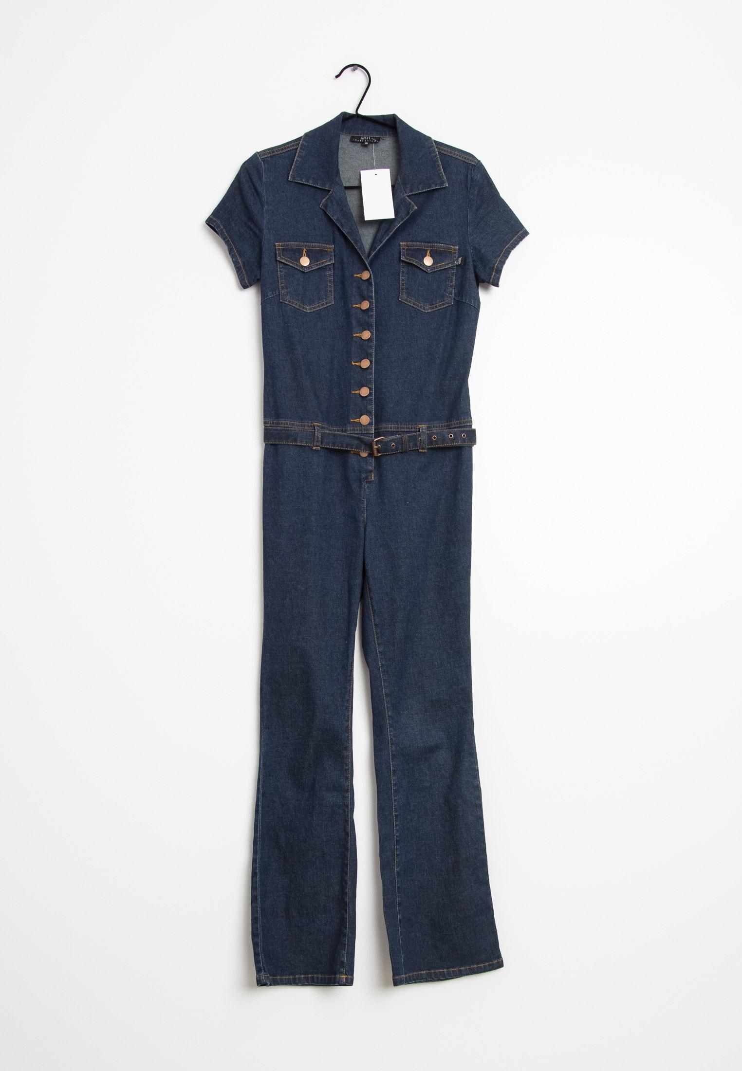 Apart Jumpsuit / Overall Blau Gr.M