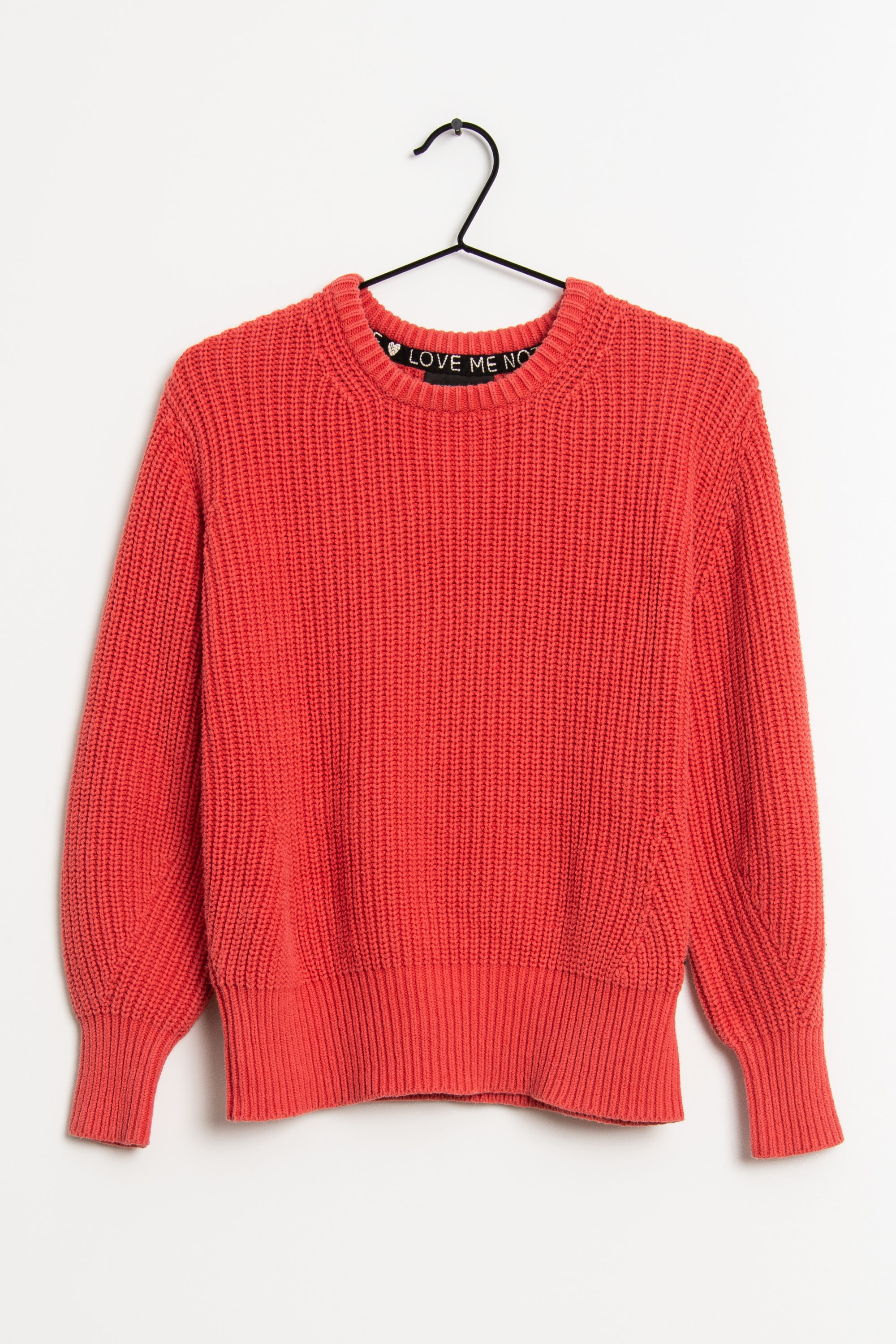 Scotch & Soda Strickpullover Rot Gr.S