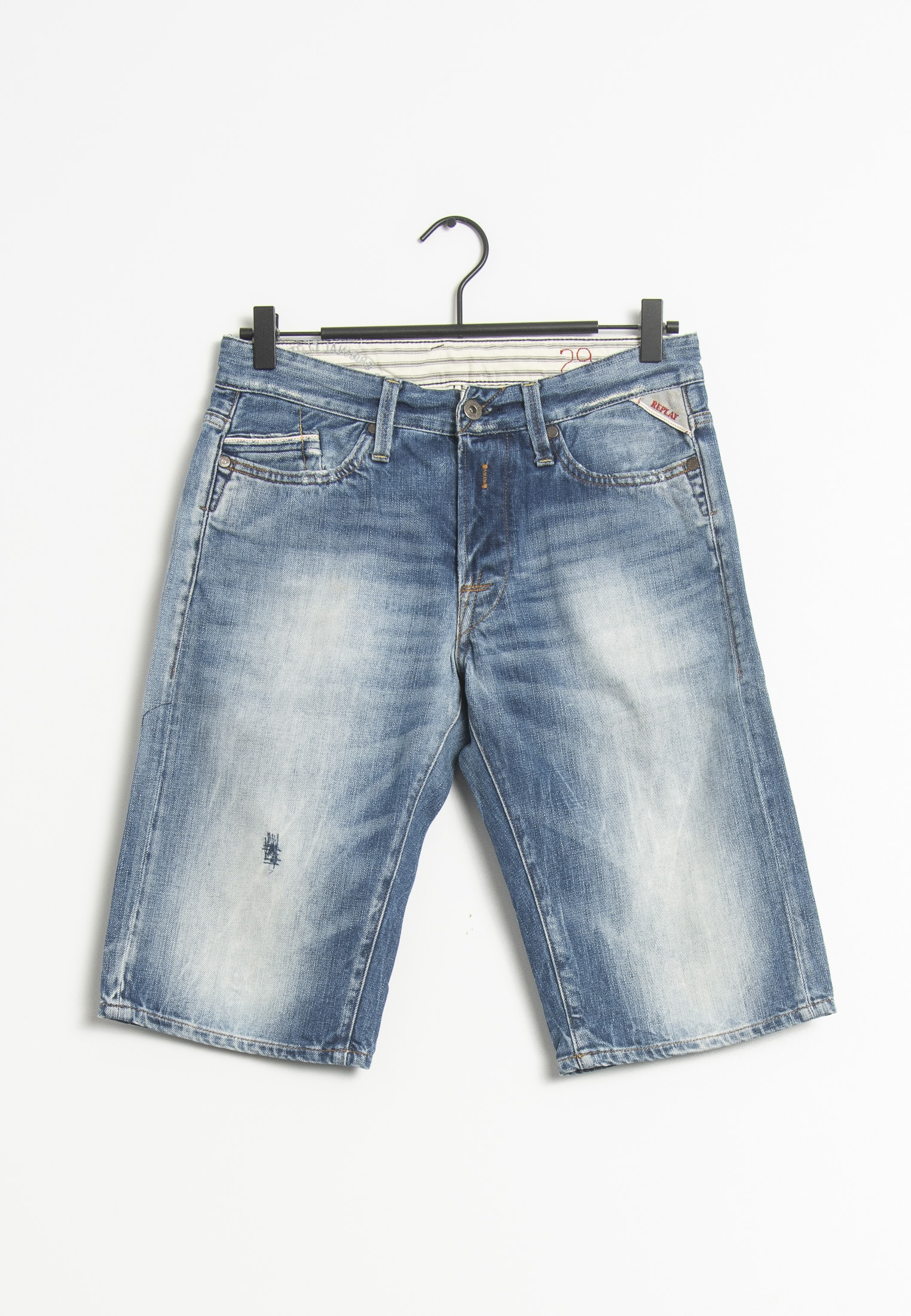 Replay Shorts Blau Gr.M