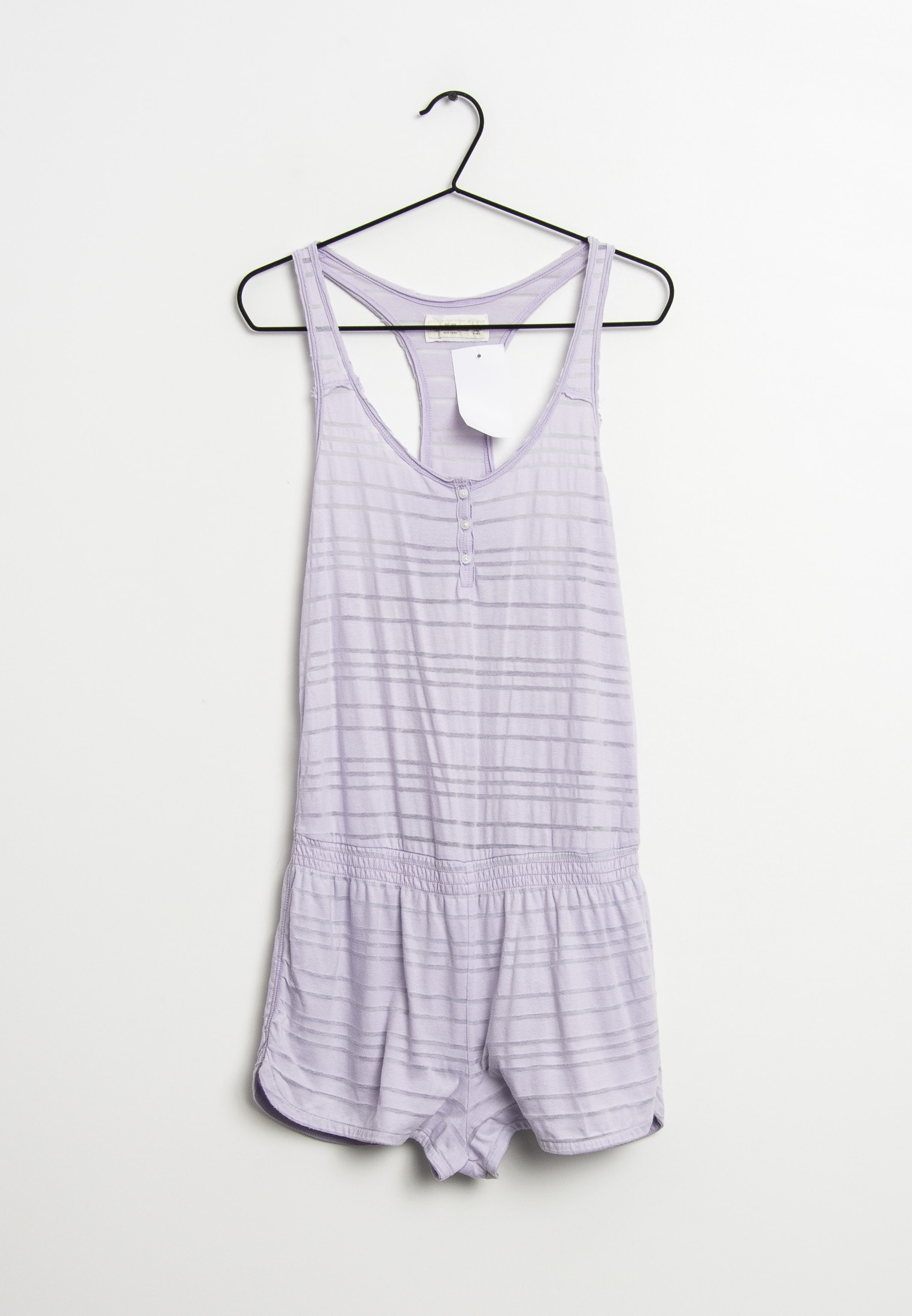 Abercrombie & Fitch Jumpsuit / Overall Lila Gr.M