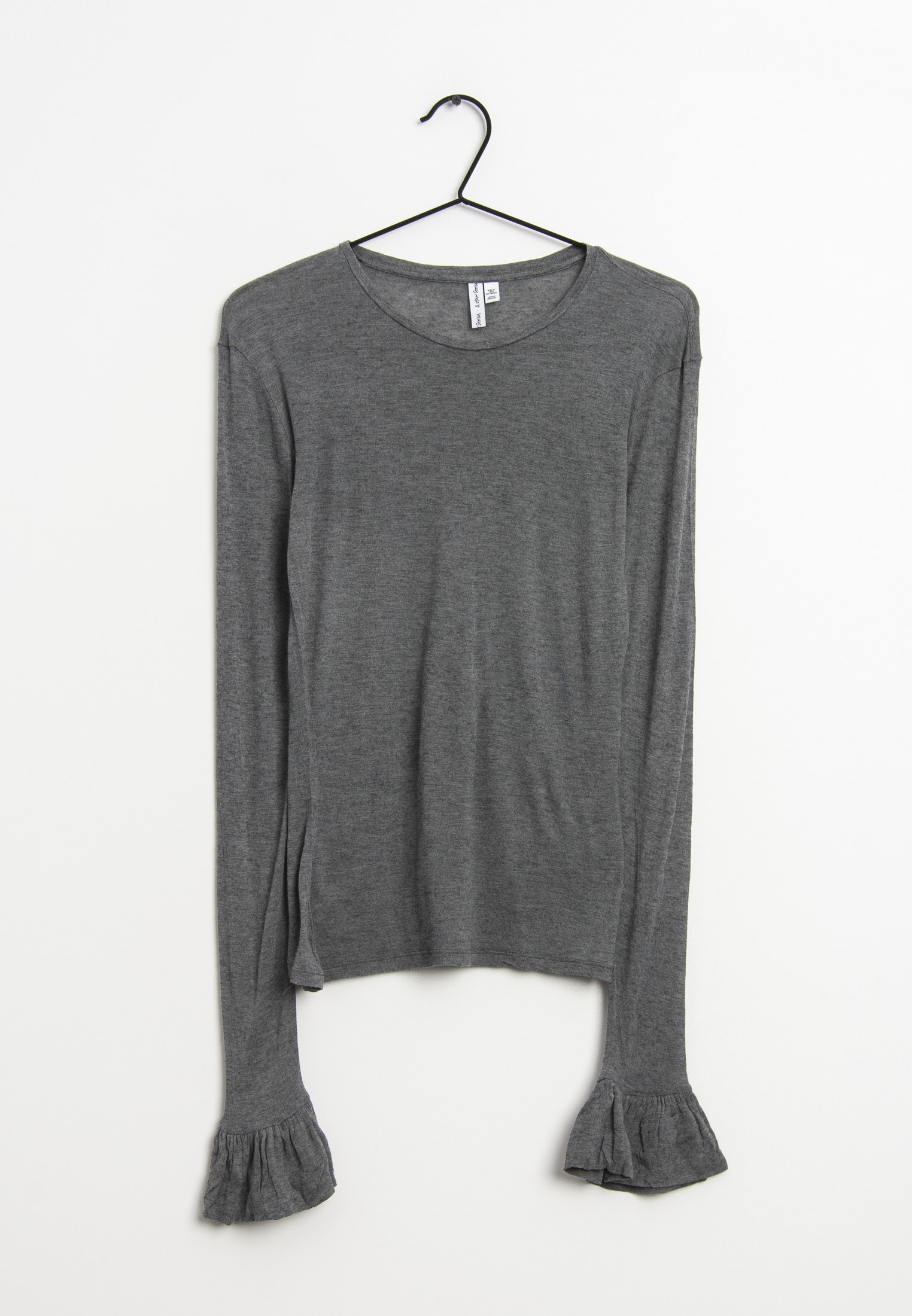 & other stories Bluse Grau Gr.38