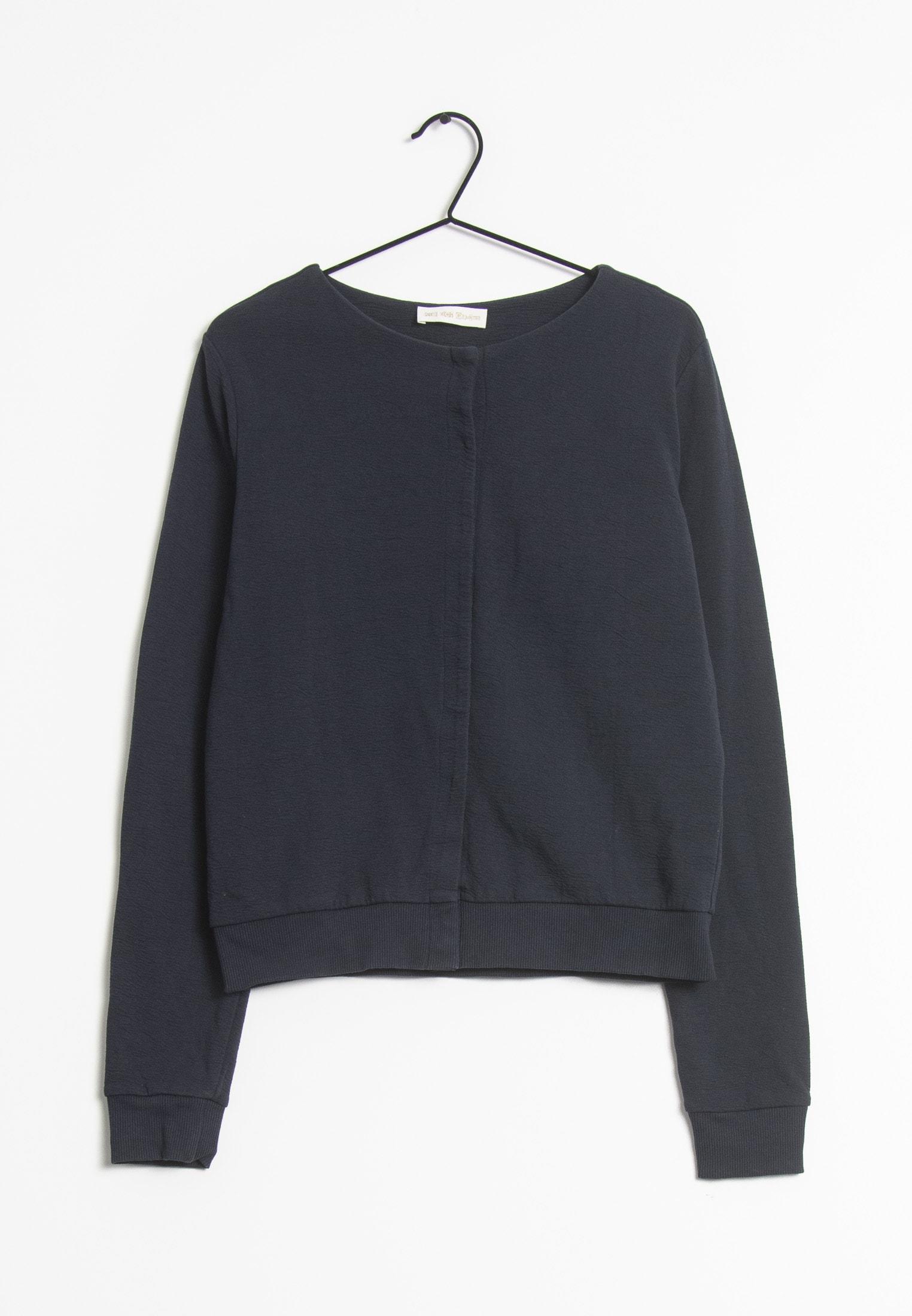 Kauf Dich Glücklich Leichte Jacke / Fleecejacke Blau Gr.M