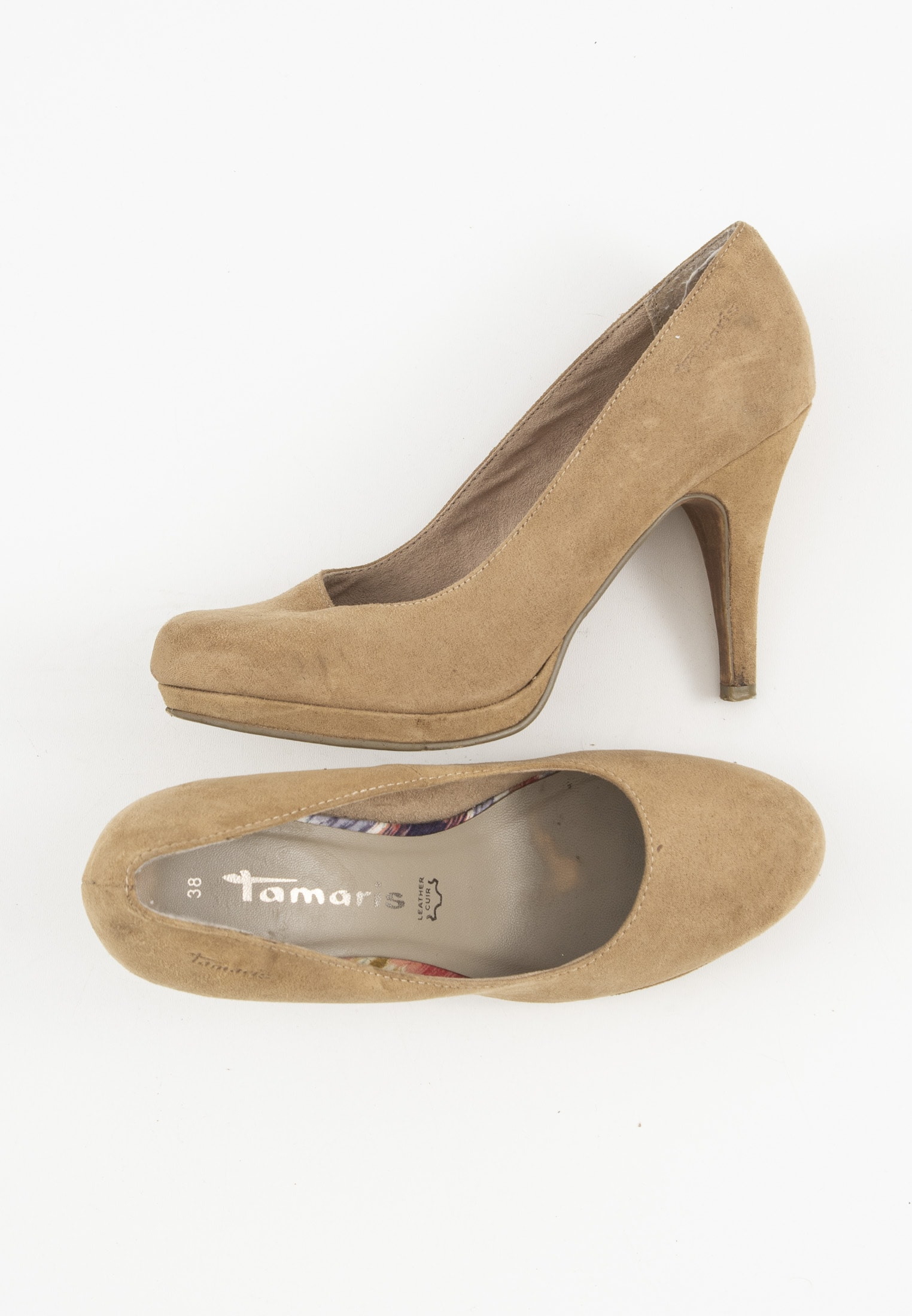 Tamaris Pumps Beige Gr.38