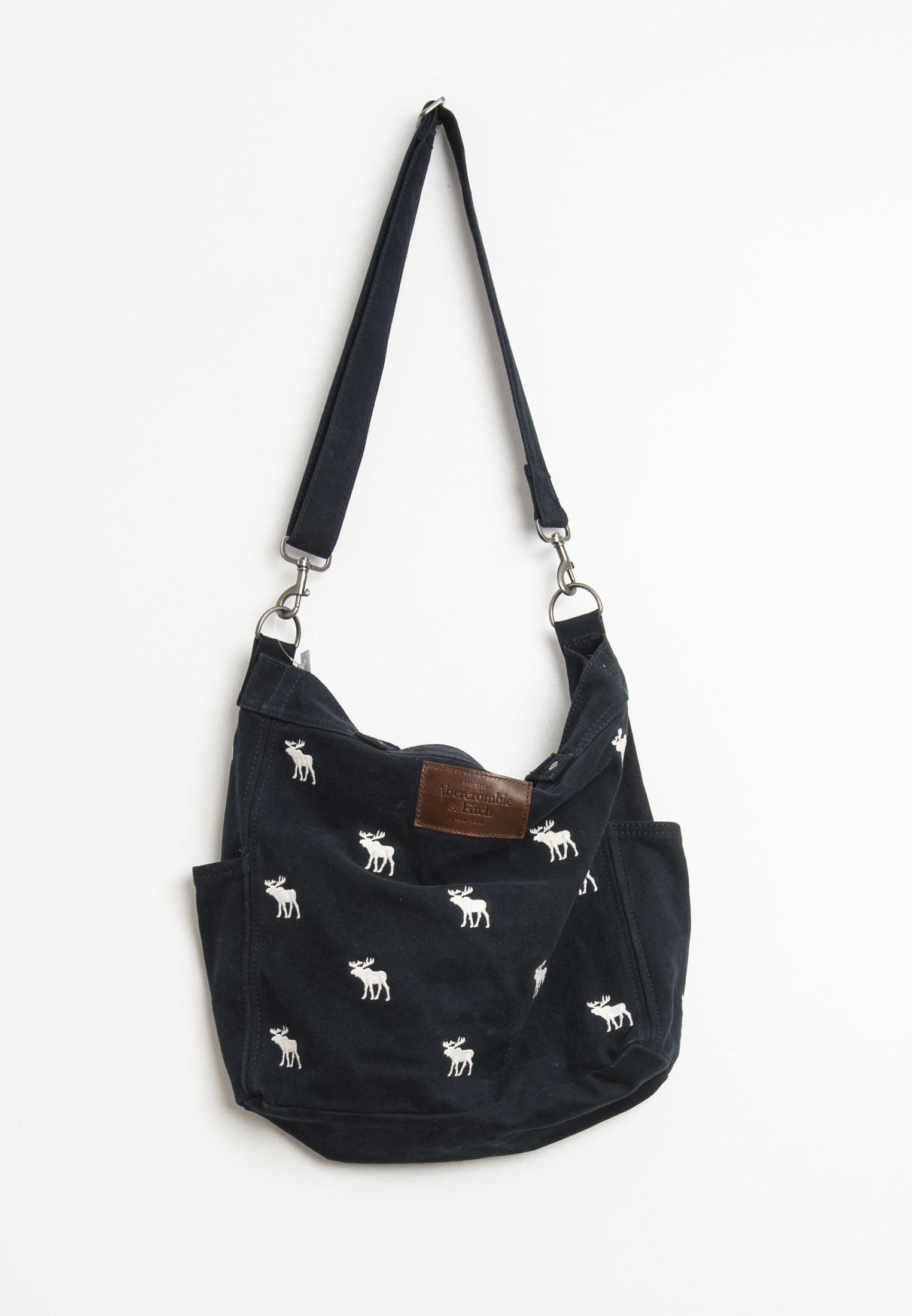 Abercrombie & Fitch Tasche Blau