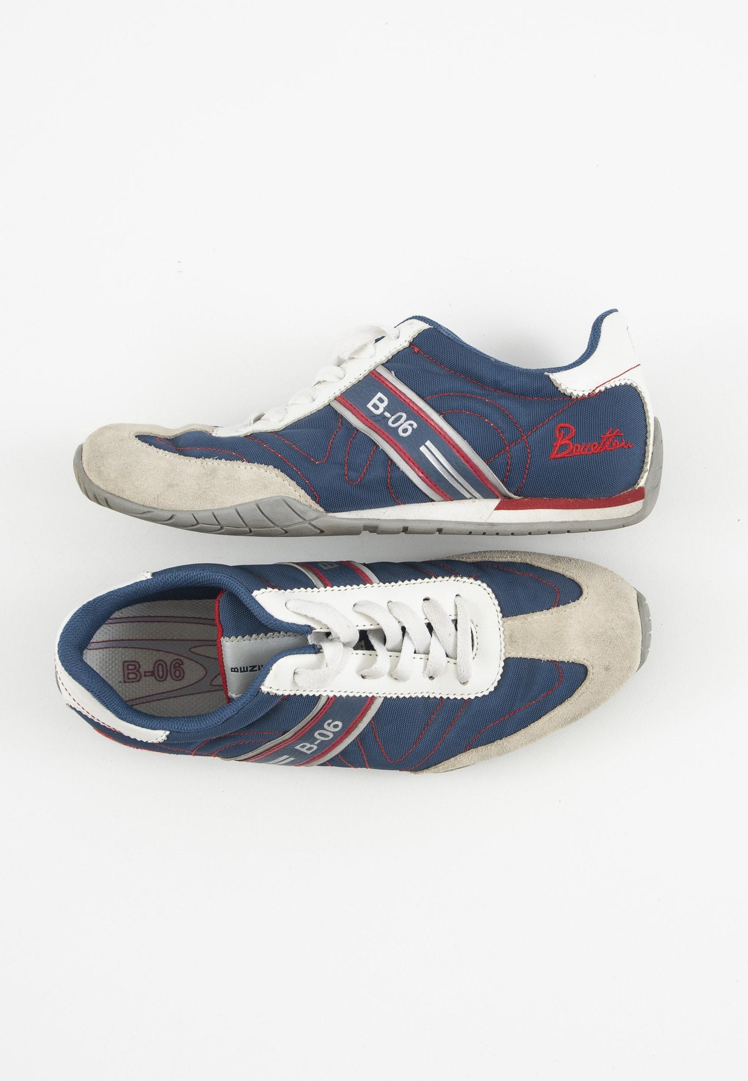 Benetton Sneakers Blau Gr.37