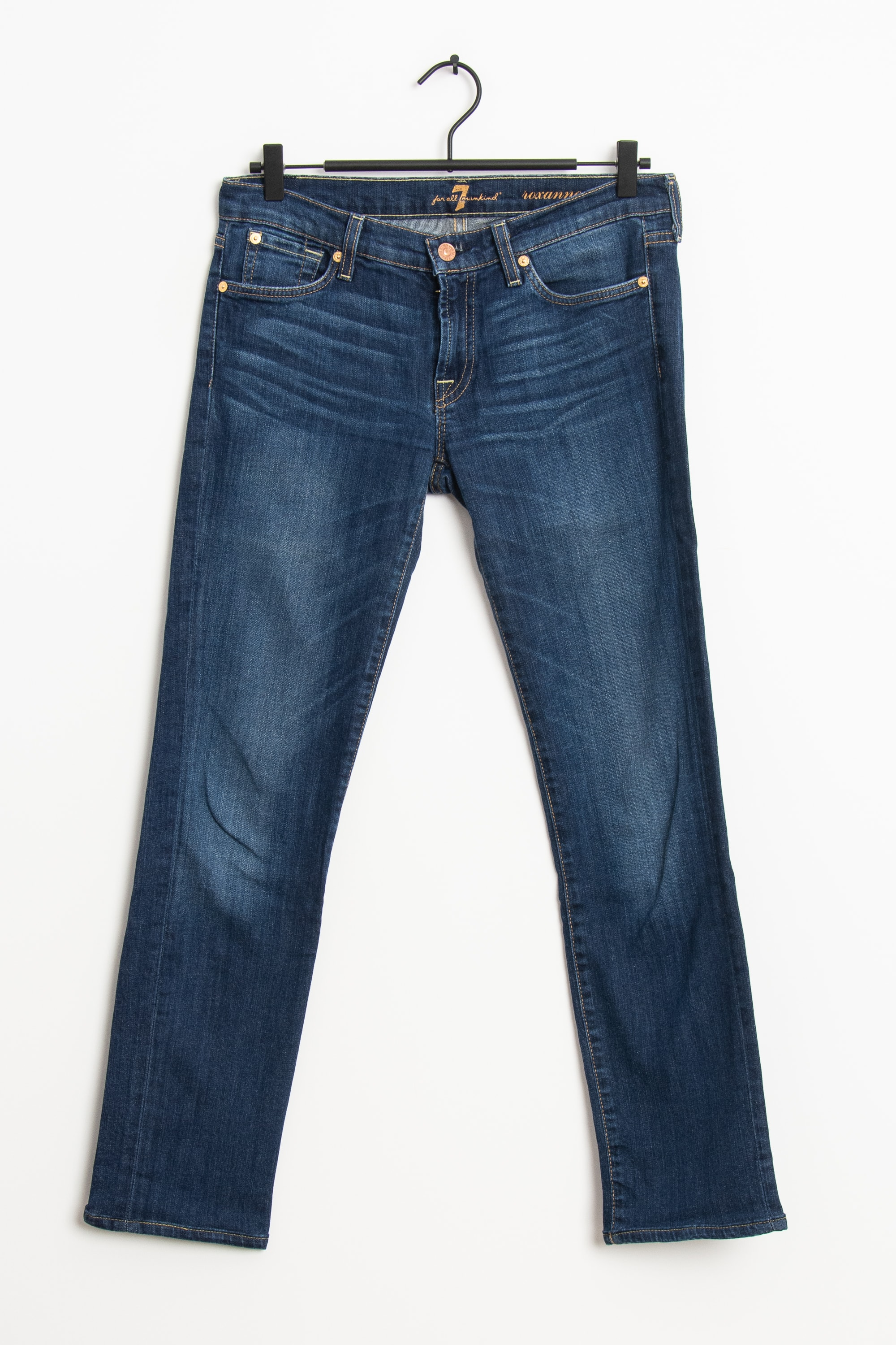 7 for all mankind Jeans Blau Gr.38
