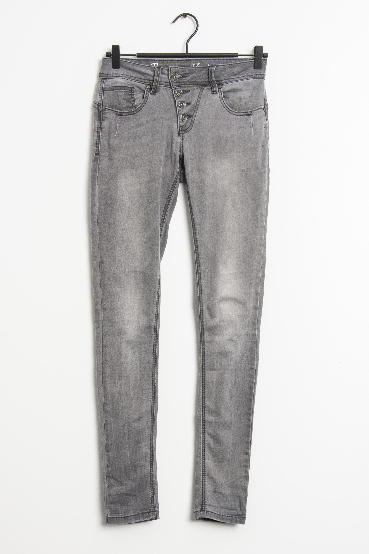 Buena Vista Jeans Grau Gr.S