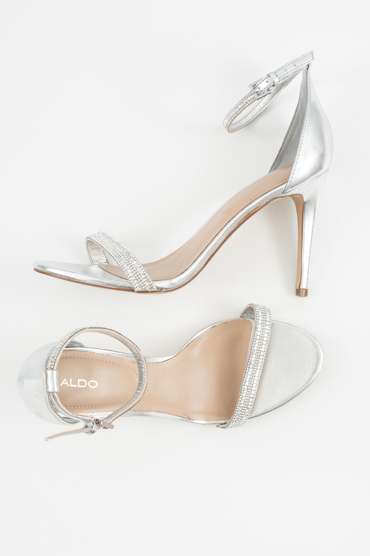 ALDO Sandale Grau Gr.41