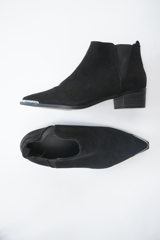 Asos Stiefel / Stiefelette / Boots Schwarz Gr.40