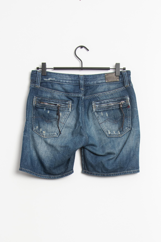 Replay Shorts Blau Gr.S