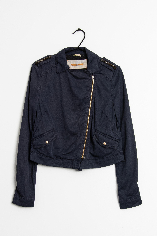 BOSS Leichte Jacke / Fleecejacke Blau Gr.36