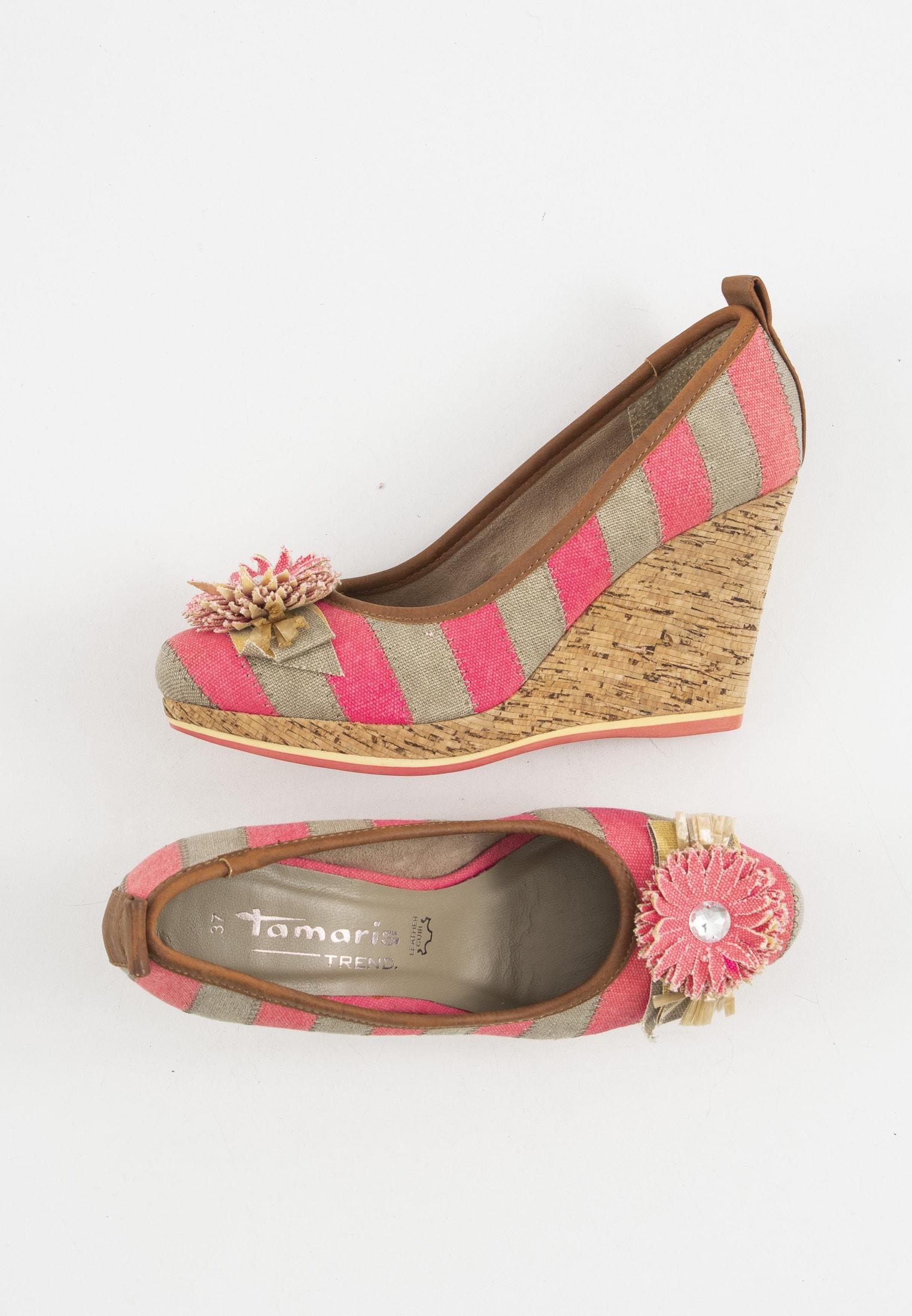 Tamaris Pumps Pink Gr.37
