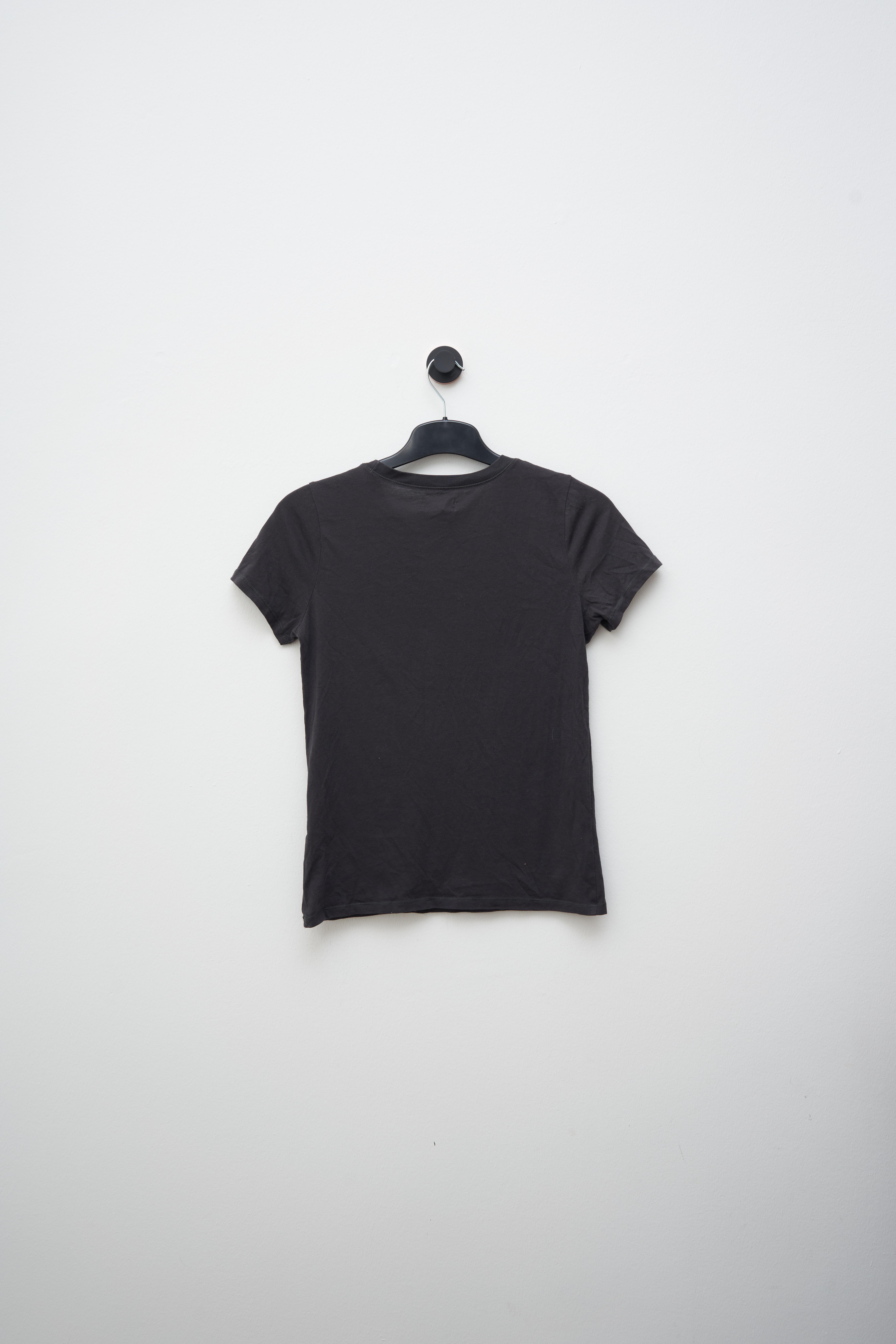 Hollister Co. T-Shirt Schwarz Gr.L