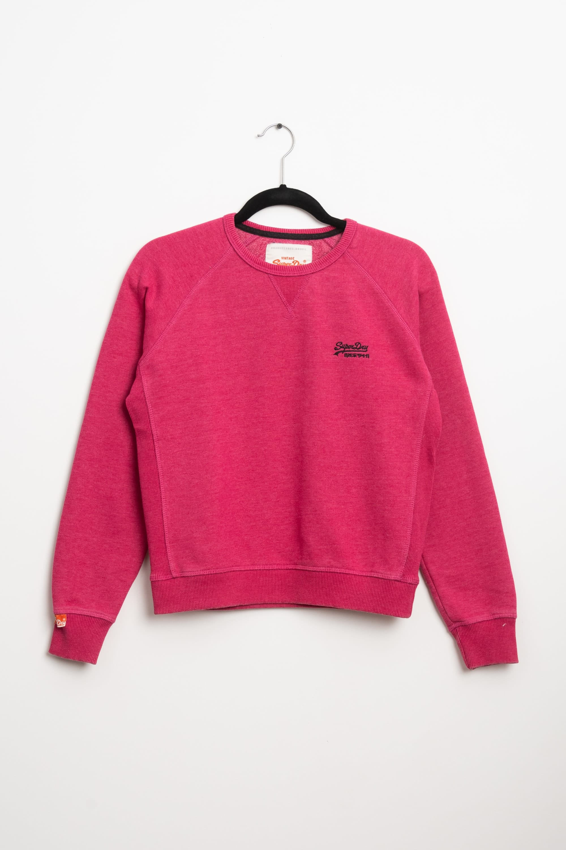 Superdry Sweat / Fleece Pink Gr.M