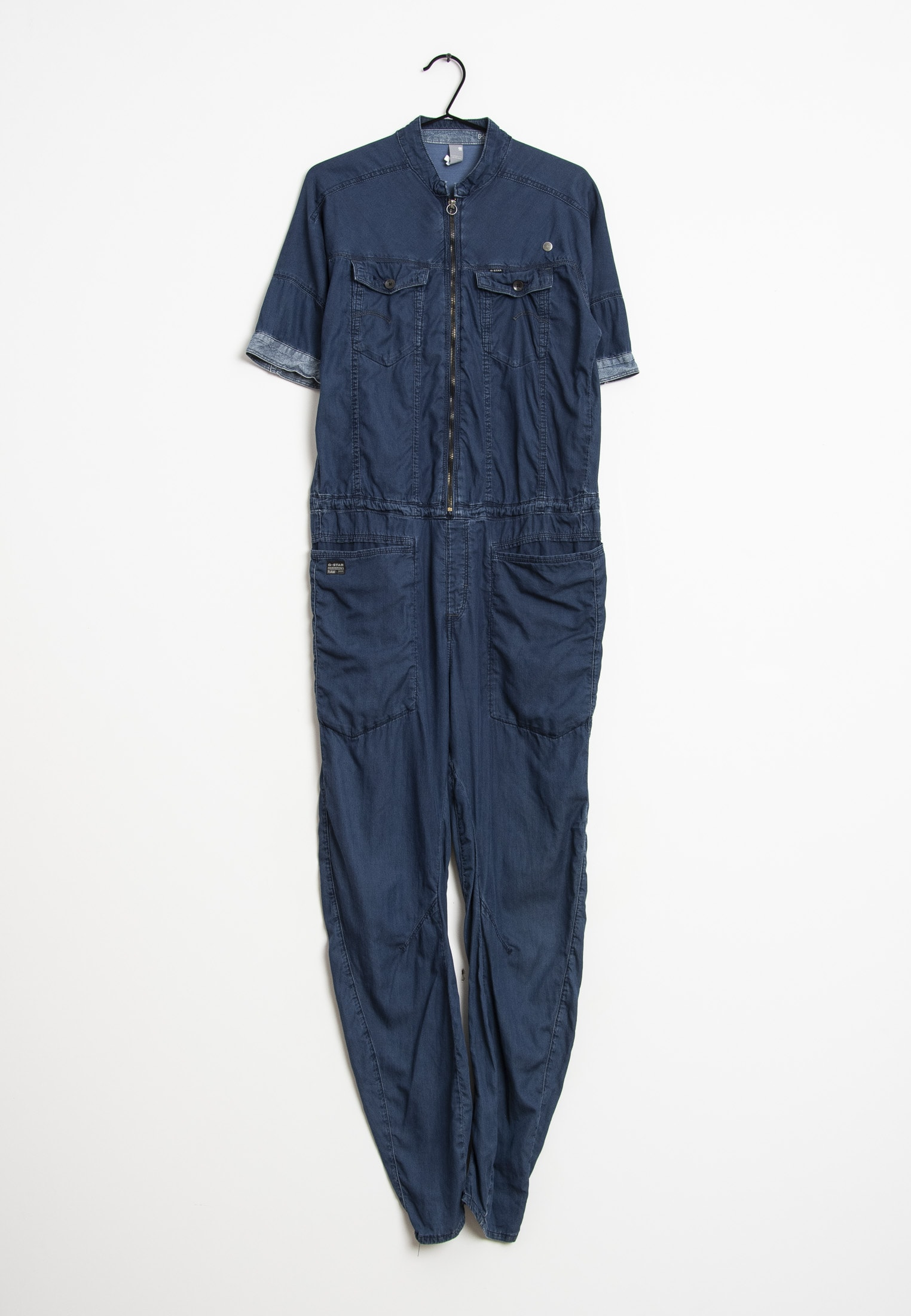 G-Star Jumpsuit / Overall Blau Gr.S
