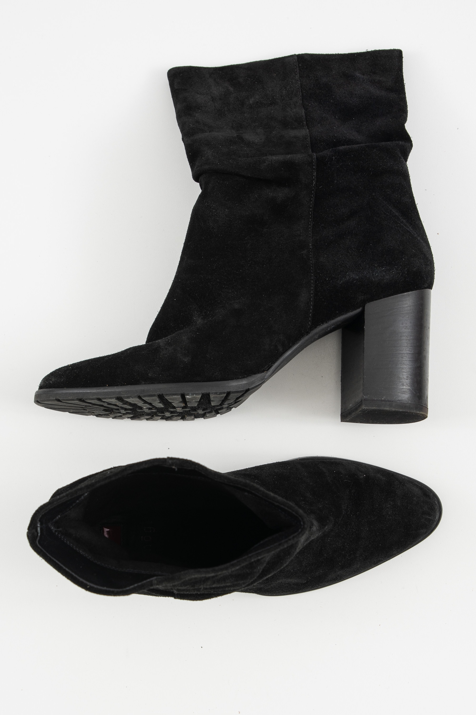Högl Stiefel / Stiefelette / Boots Schwarz Gr.39