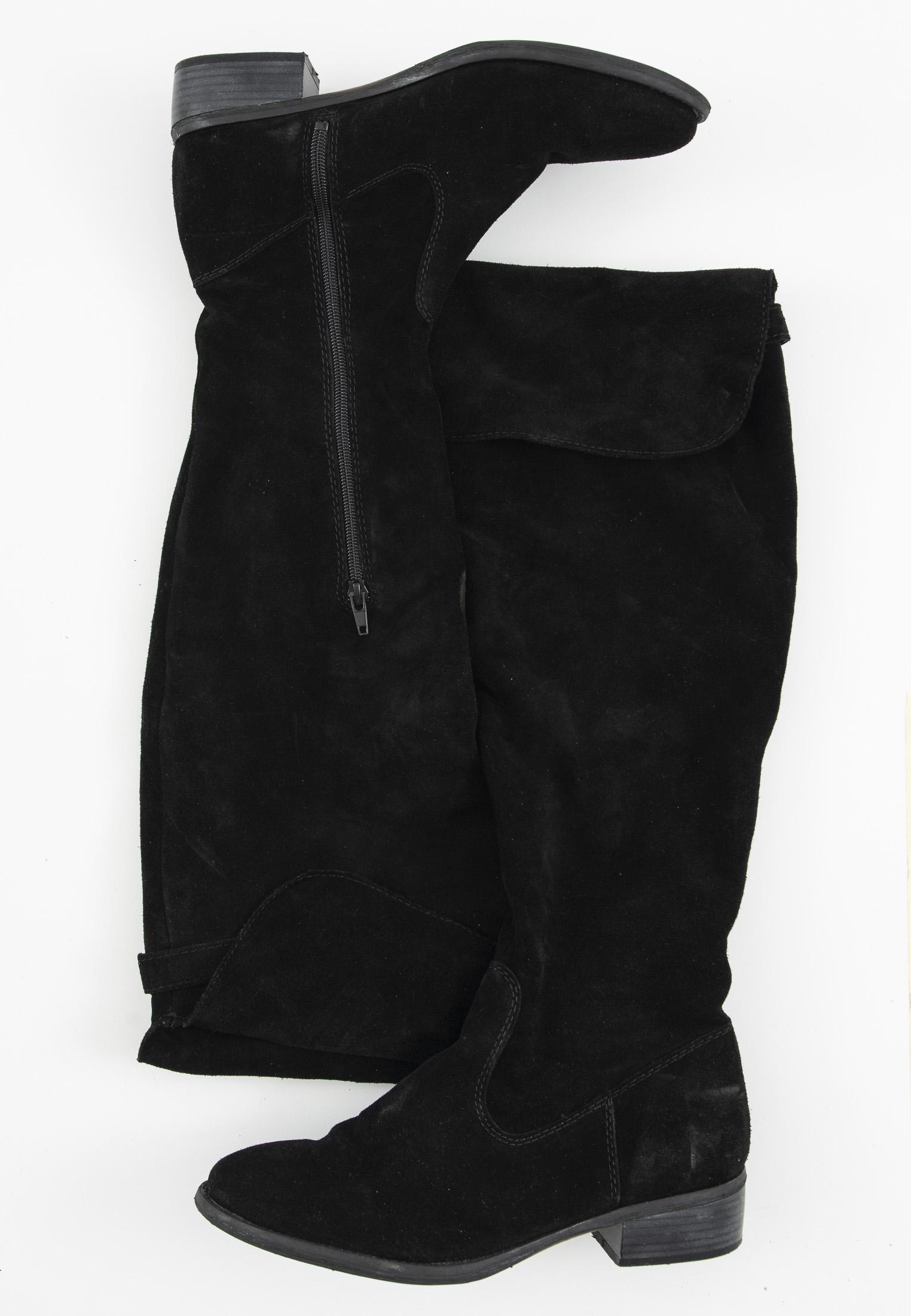 Tamaris Stiefel / Stiefelette / Boots Schwarz Gr.39