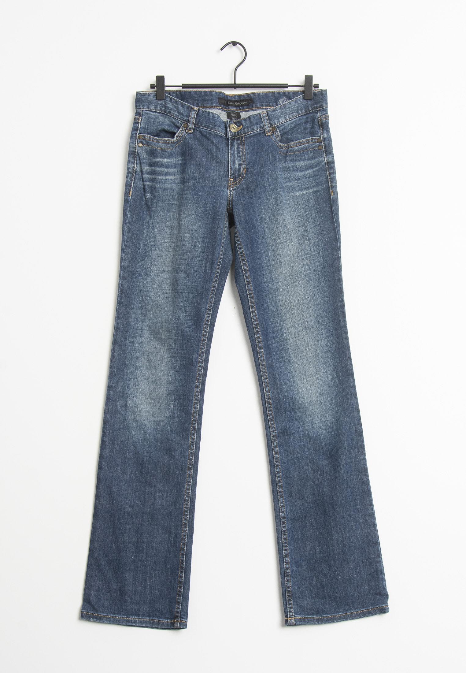Calvin Klein Jeans Jeans Blau Gr.L