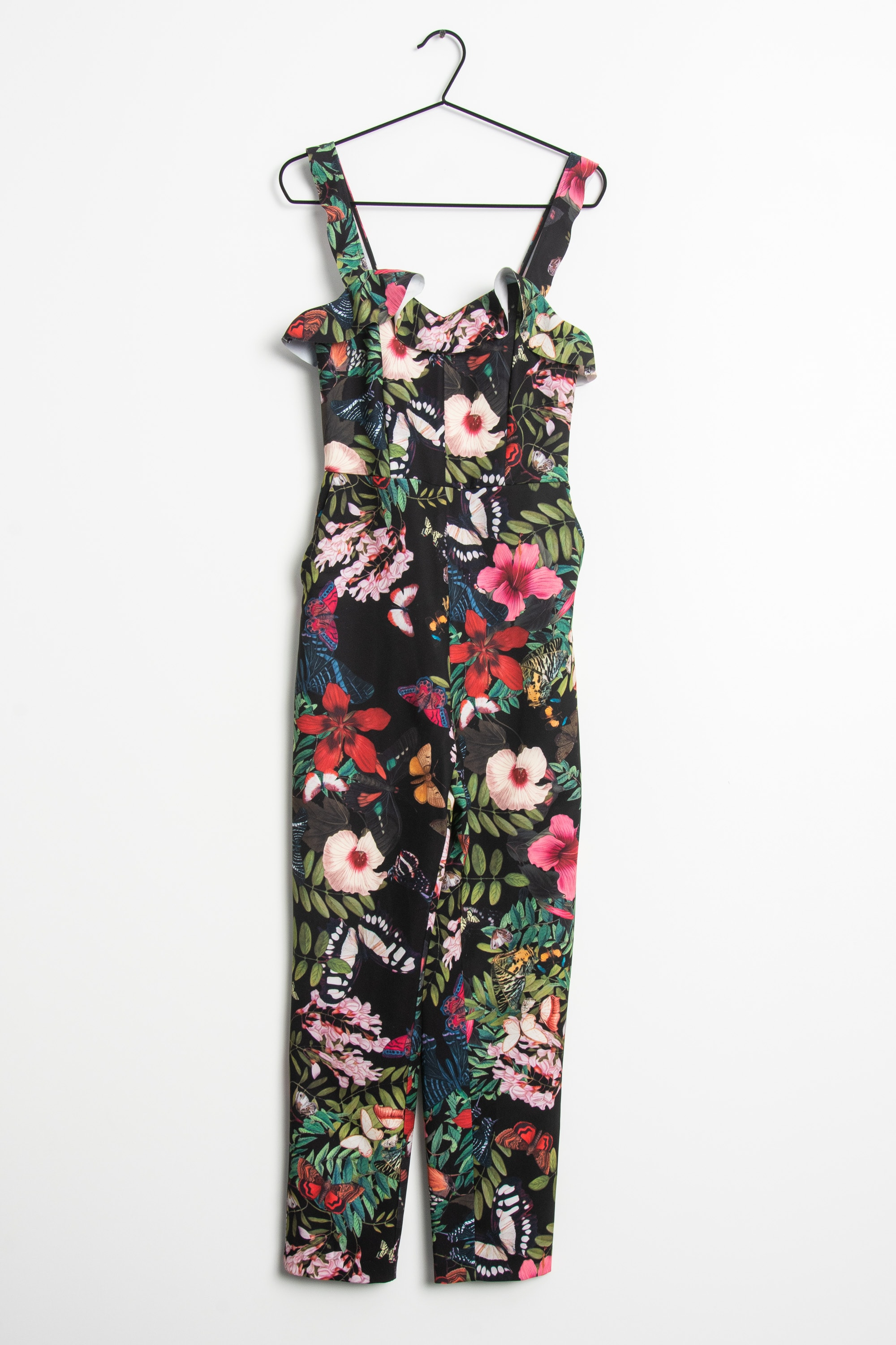 H&M Jumpsuit / Overall Mehrfarbig Gr.38