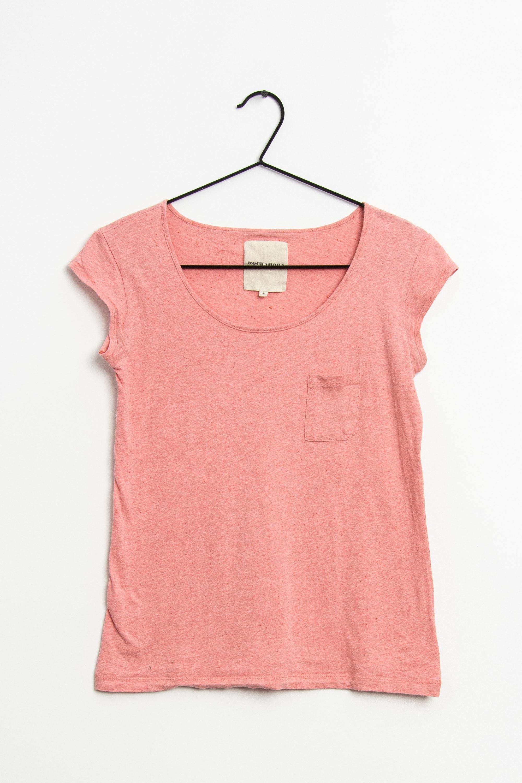 Rockamora T-Shirt Pink Gr.S