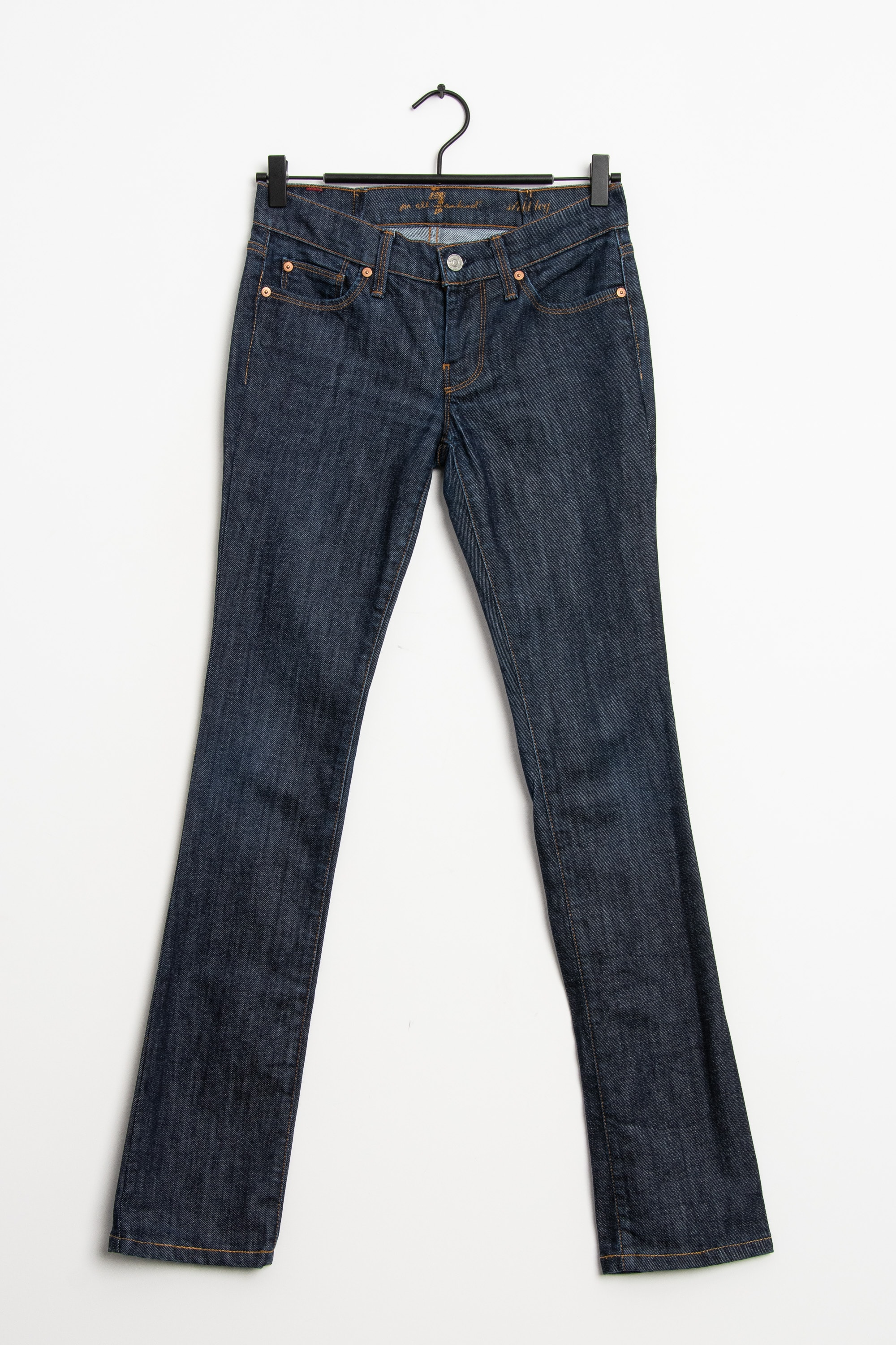 7 FOR ALL MANKIND Jeans Blau Gr.XS