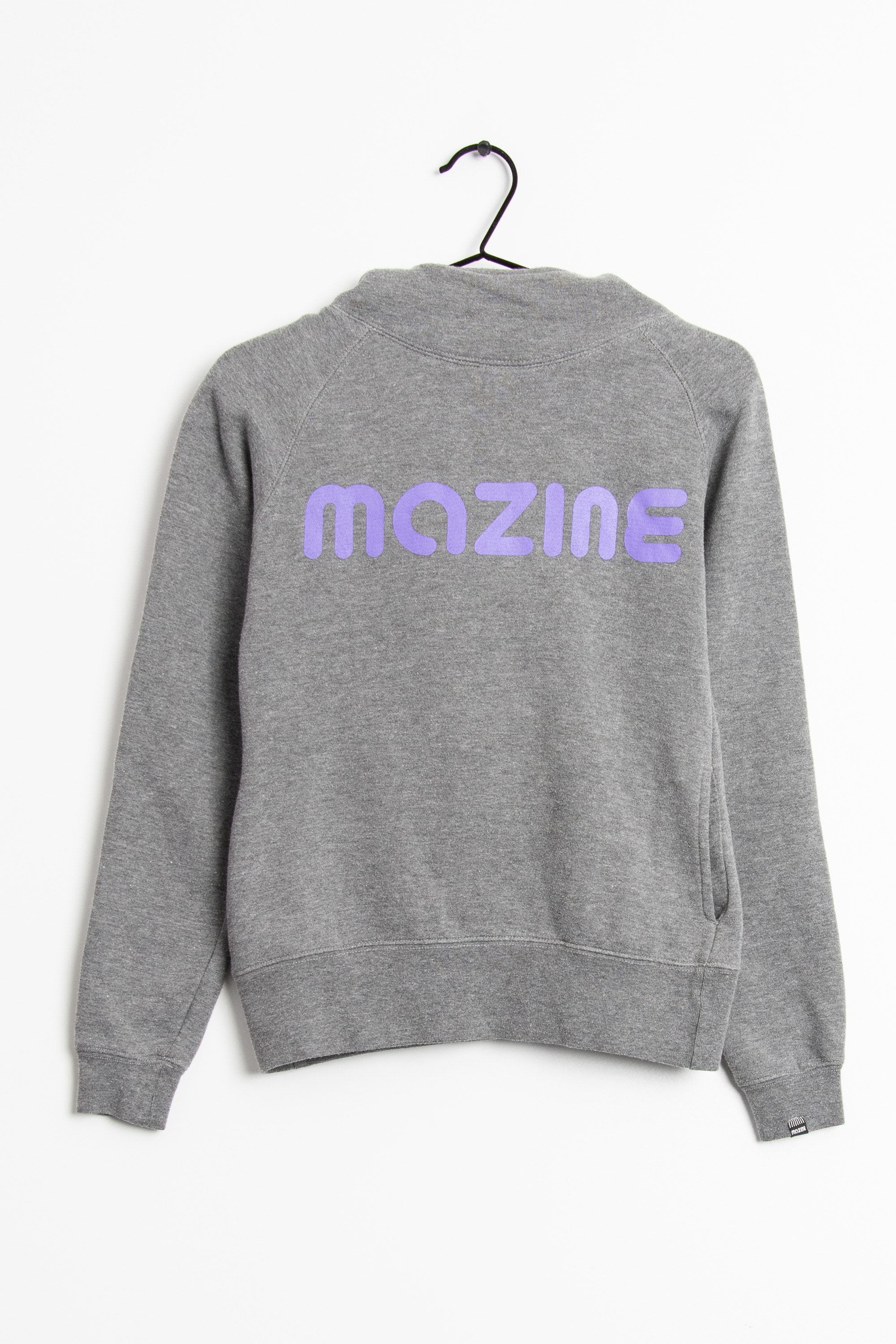 Mazine Sweat / Fleece Grau Gr.XS