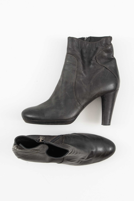 Alberto Fermani Stiefel / Stiefelette / Boots Grau Gr.38
