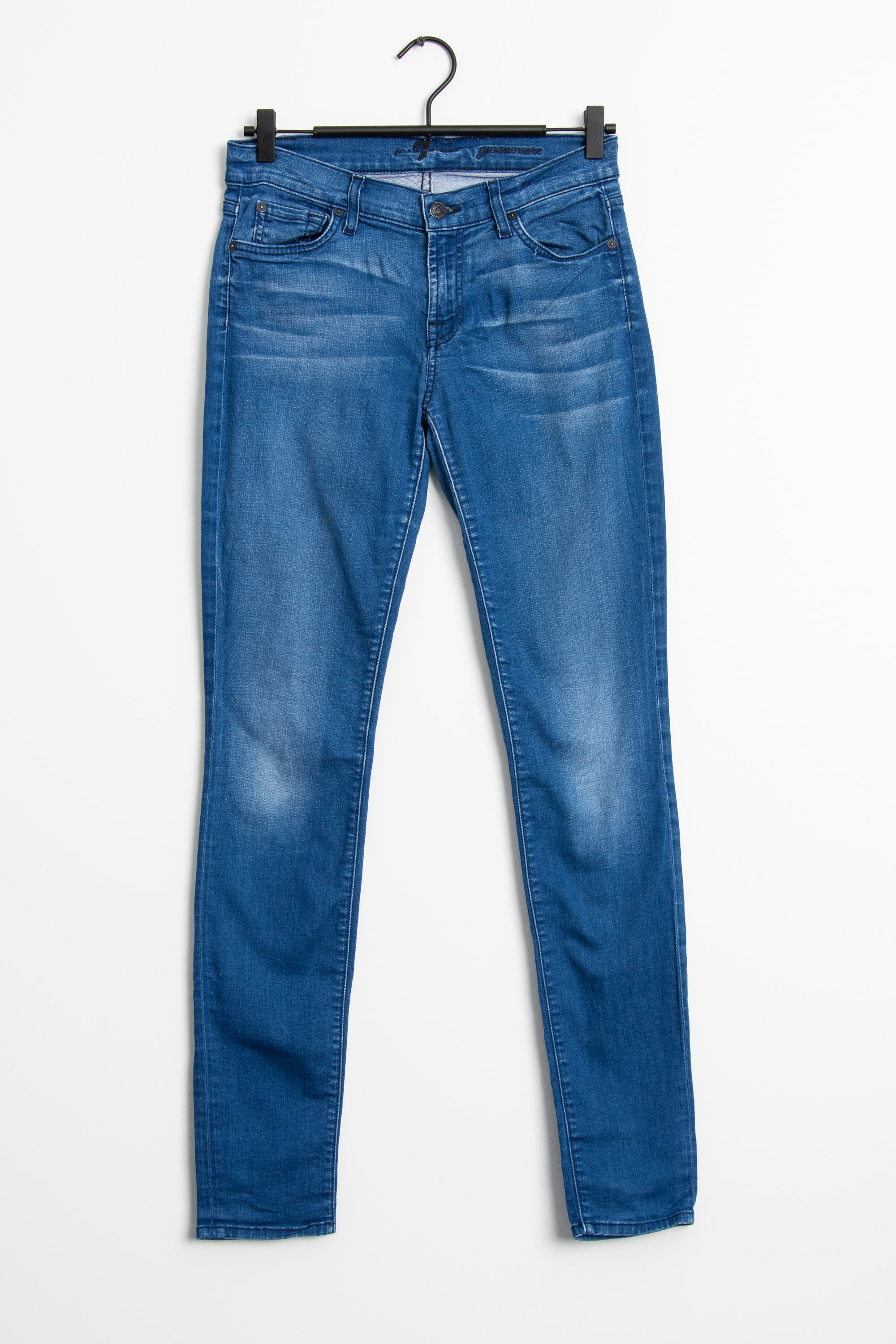 7 for all mankind Jeans Blau Gr.36