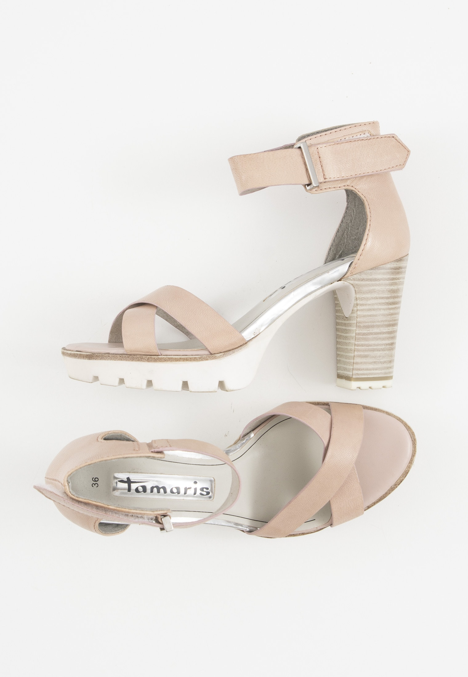 Tamaris Pumps Blau Gr.36