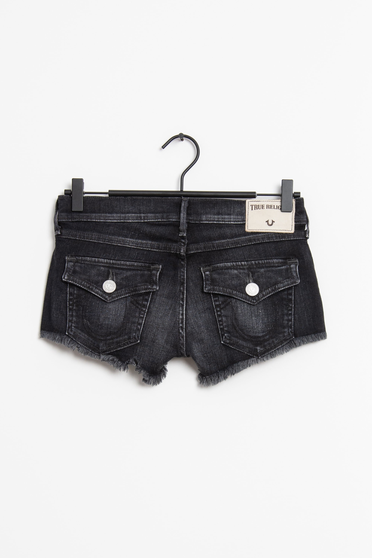 True Religion Shorts Schwarz Gr.XS