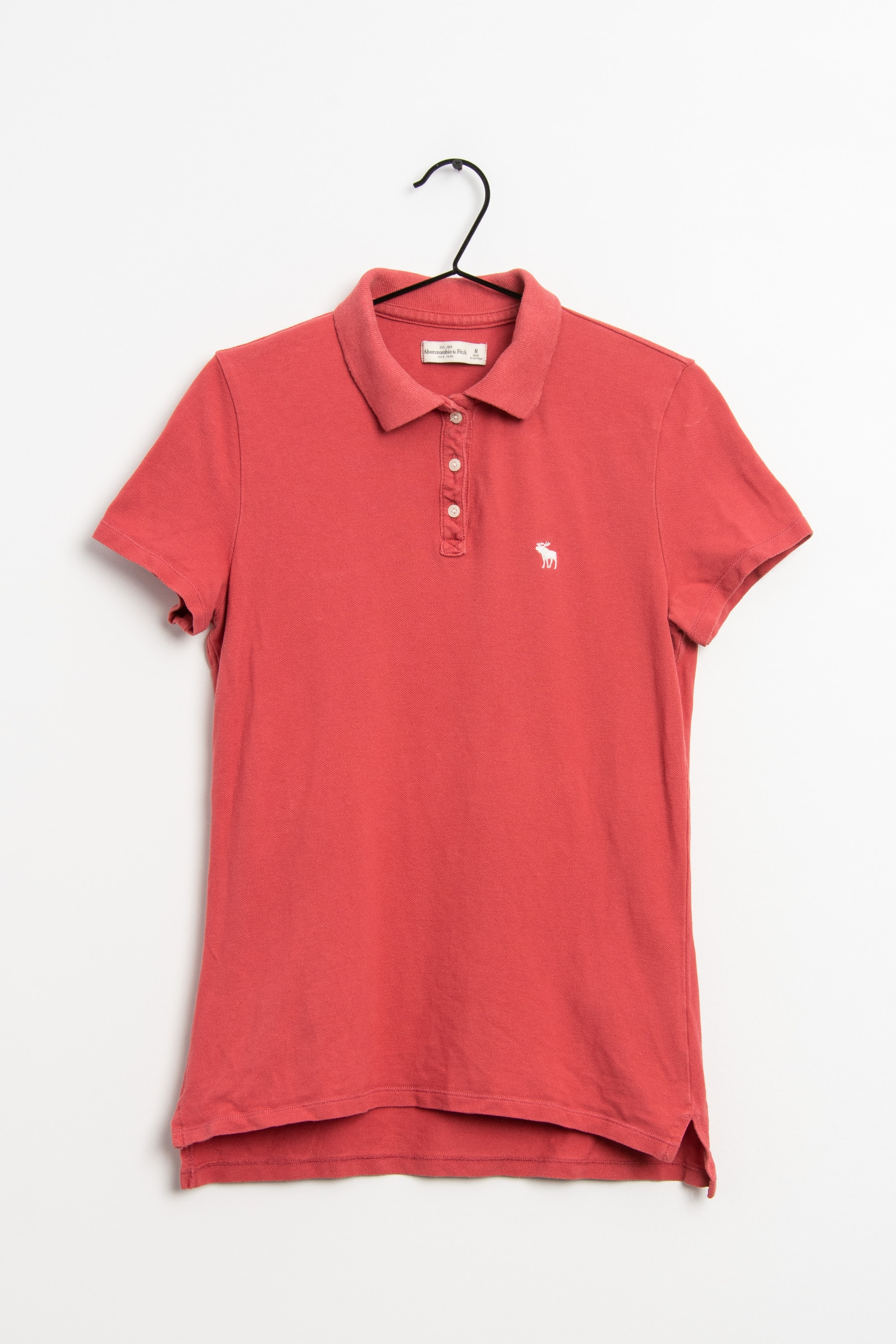 Abercrombie & Fitch T-Shirt Pink Gr.M