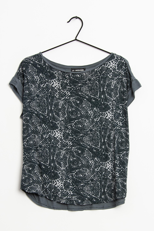 24colours T-Shirt Grau Gr.38