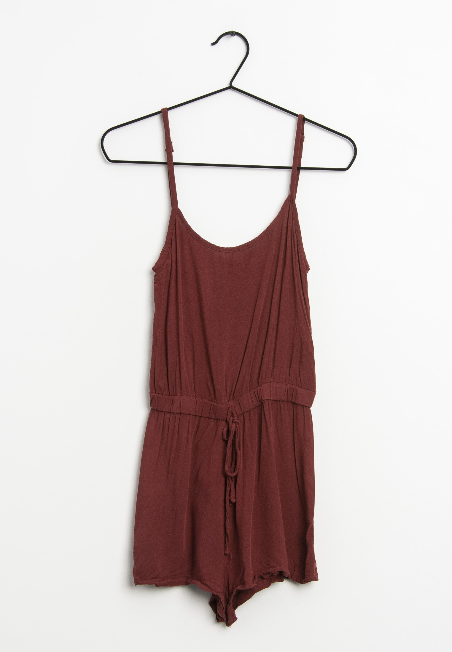 24colours Jumpsuit / Overall Rot Gr.36