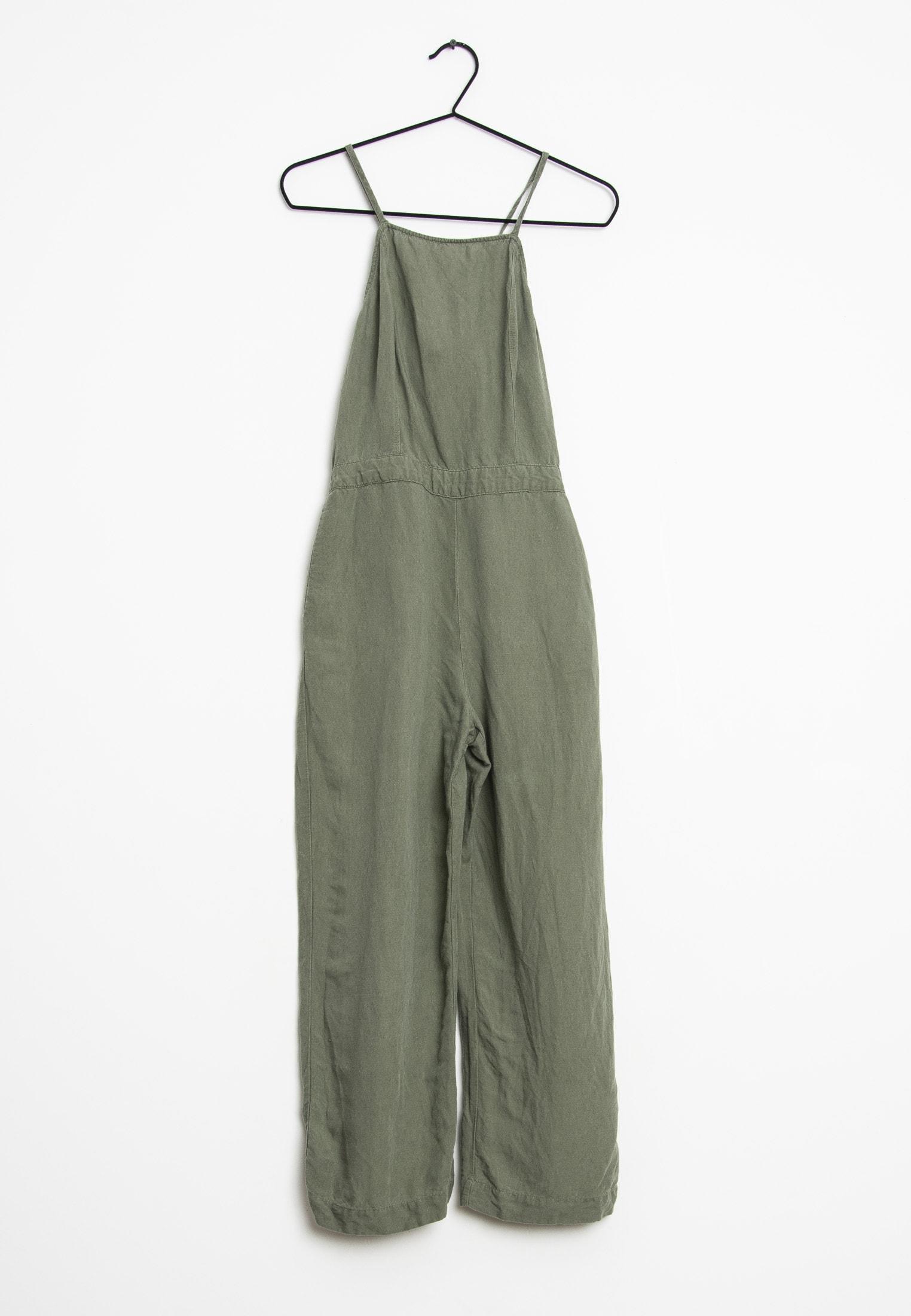 Abercrombie & Fitch Jumpsuit / Overall Grün Gr.XXS