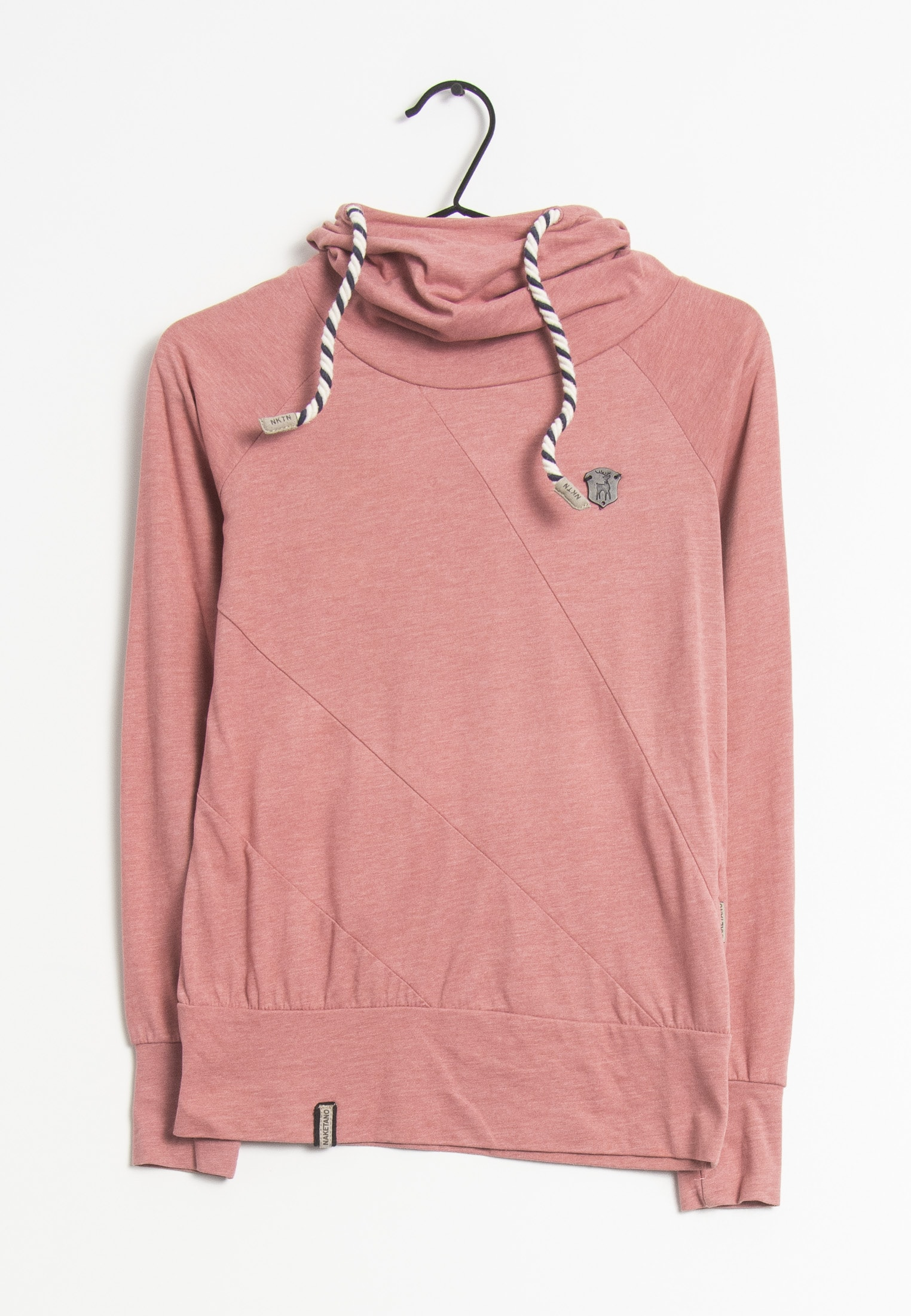 Naketano Sweat / Fleece Pink Gr.XS