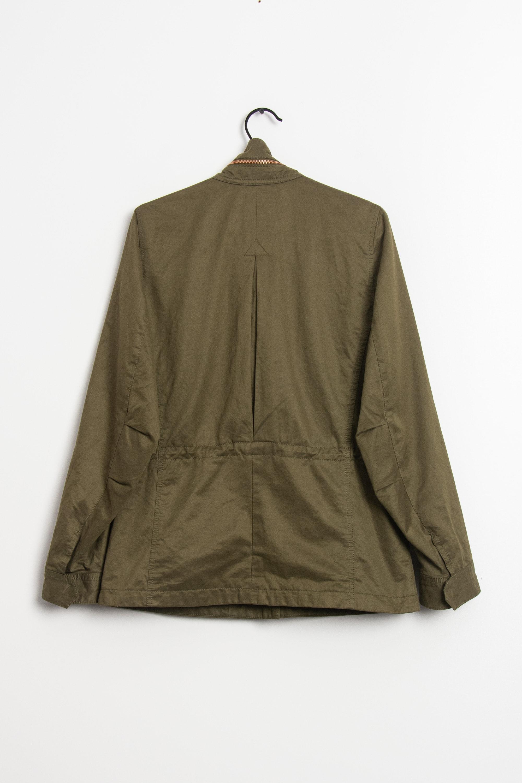 H&M Leichte Jacke / Fleecejacke Grün Gr.38