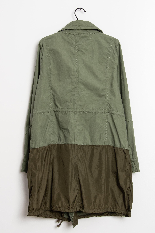 Hilfiger Denim Mantel Grün Gr.XL