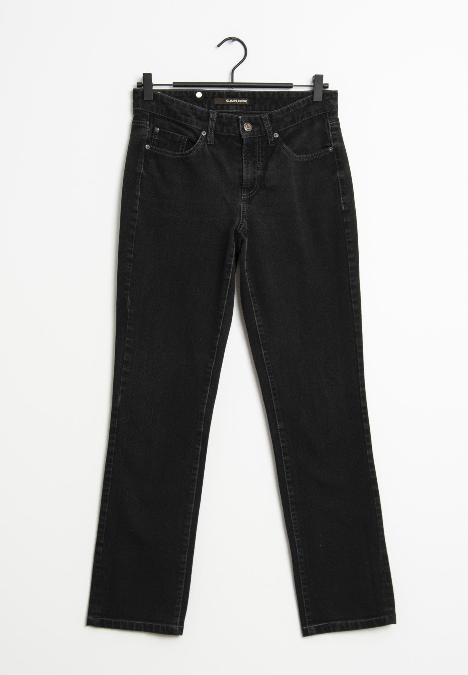 cambio Jeans Schwarz Gr.38