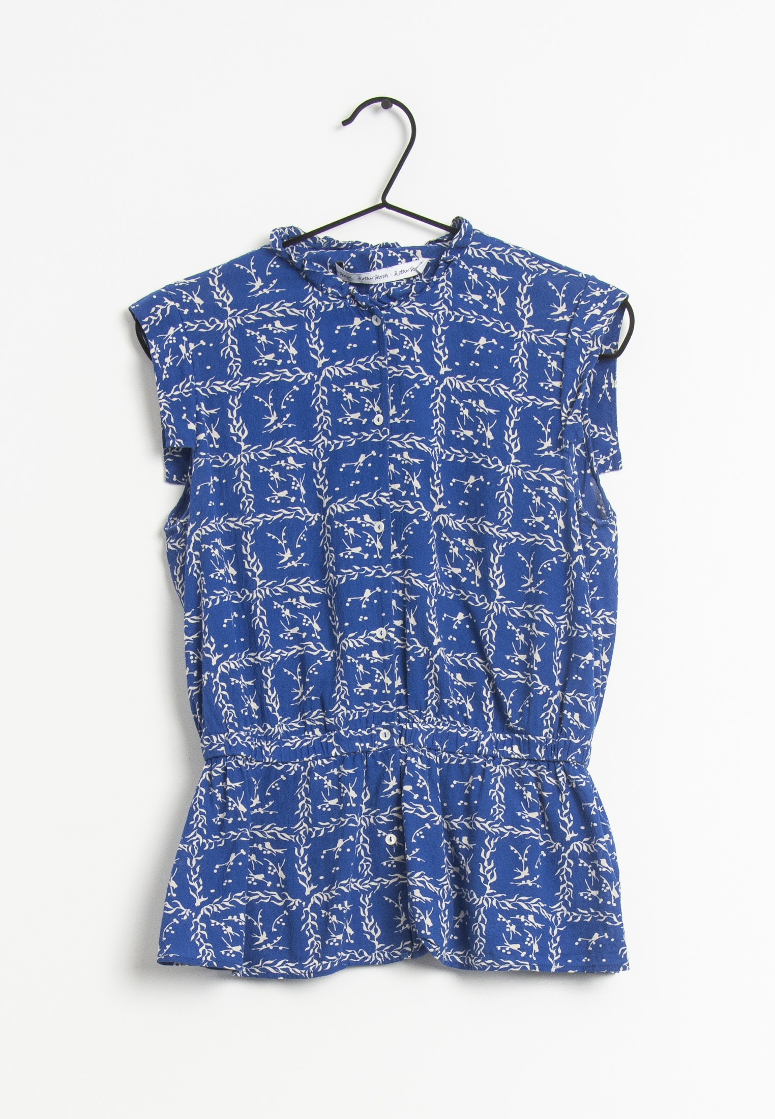 & other stories Bluse Blau Gr.36