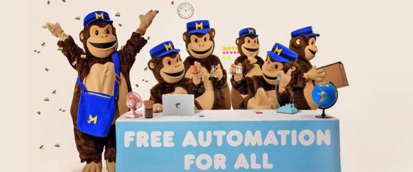 Automatizace je v MailChimpu nově zdarma!