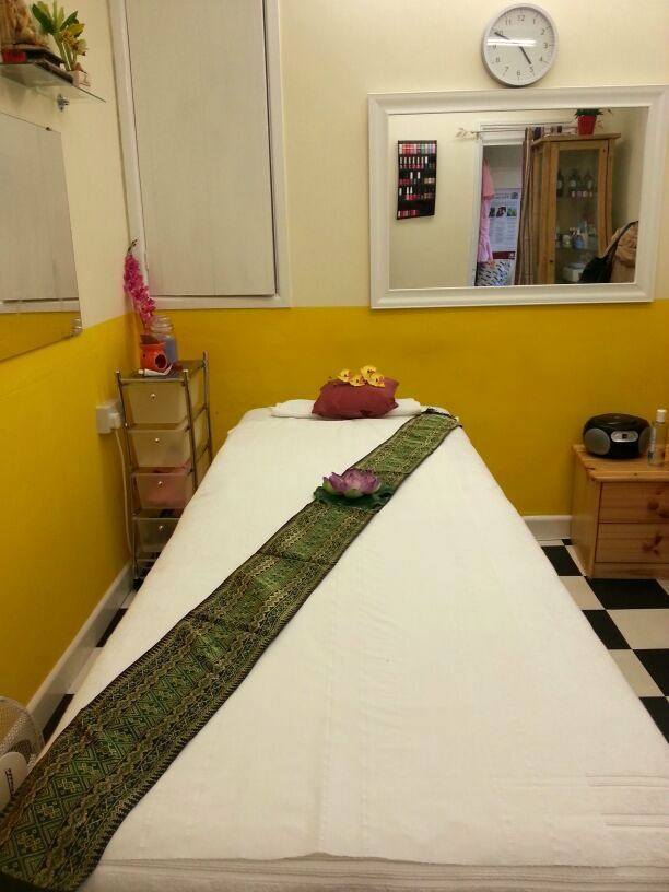 Sin Thai Massage Salon In Taunton And Nail Salon Sumra