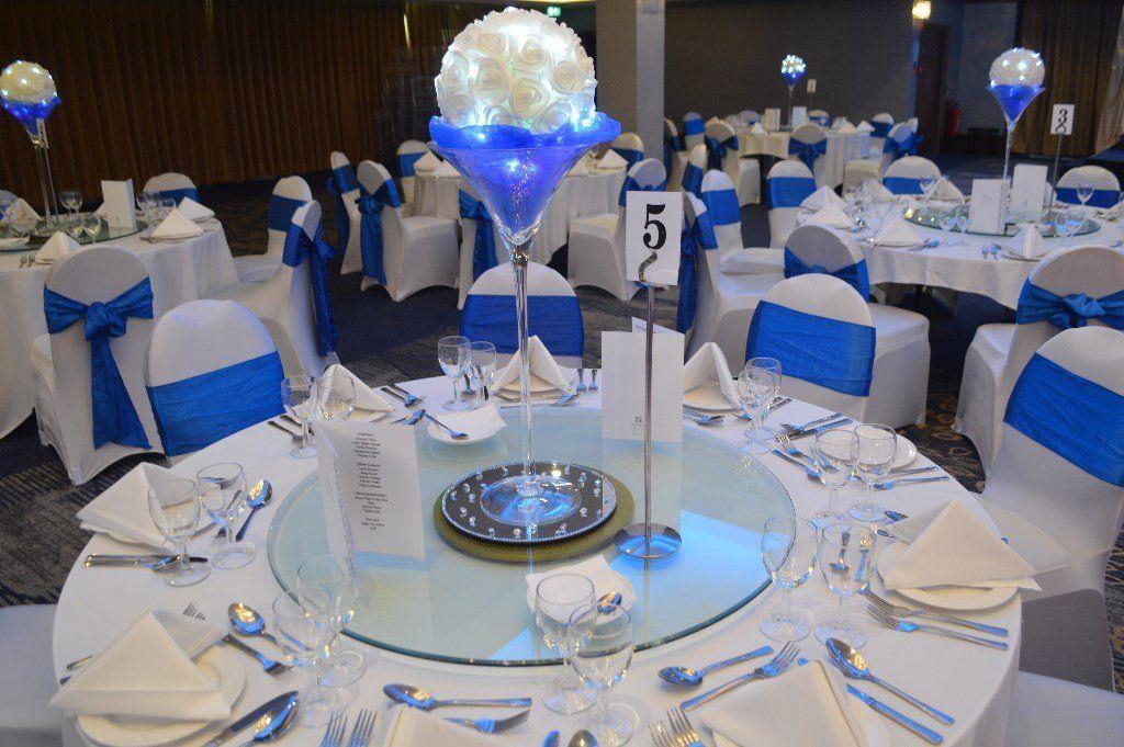 Wedding Venue Decoration Centrepiece Hire Tel02084234330 Or