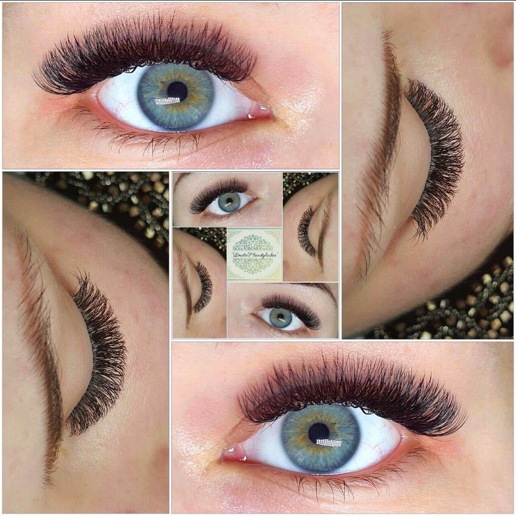 Eyelashes Extensions Linutes Beautylashes Sumra