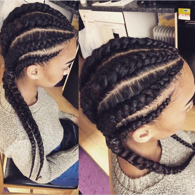 Braid extensions salon near me