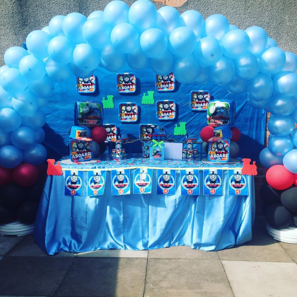 Balloon Arch - for all Occasions, Birthday, Christening, Weddings, Baby Shower & Graduation Party-image-1