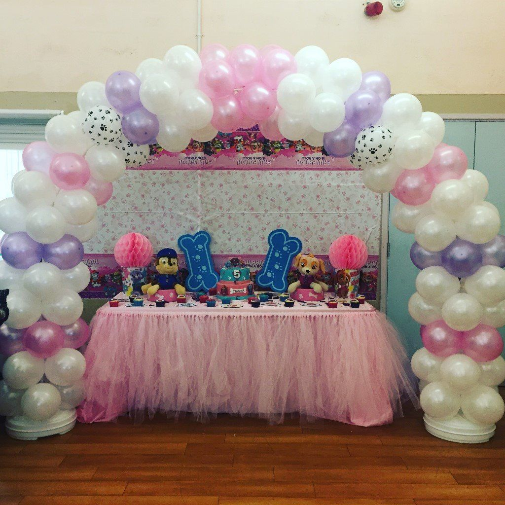 Balloon Arch - for all Occasions, Birthday, Christening, Weddings, Baby Shower & Graduation Party-image-3