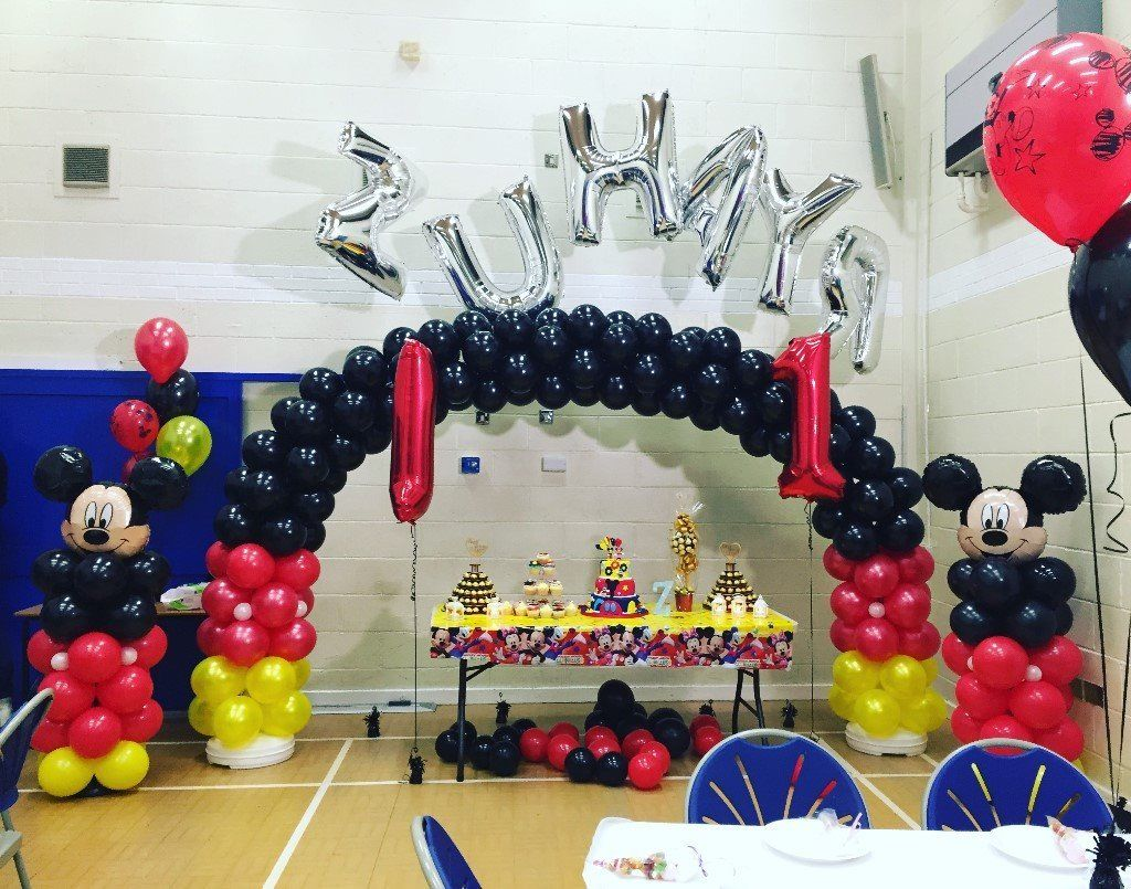 Balloon Arch - for all Occasions, Birthday, Christening, Weddings, Baby Shower & Graduation Party-image-7